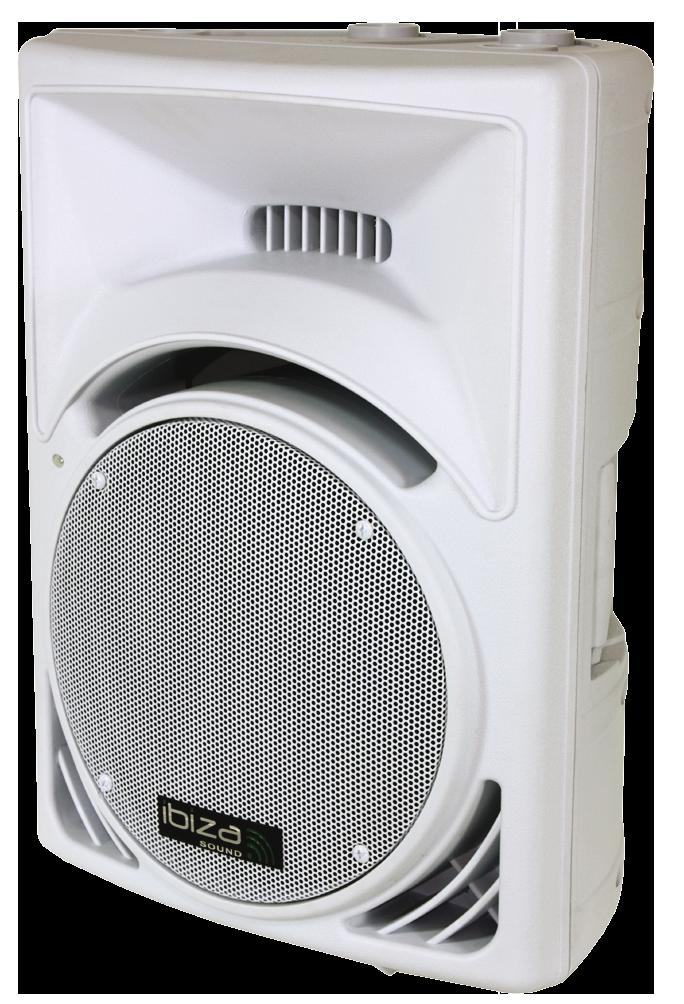 "Image of   PASSIVE MOULDED SPEAKER BOX 15""/38CM - 700W - WHITE"