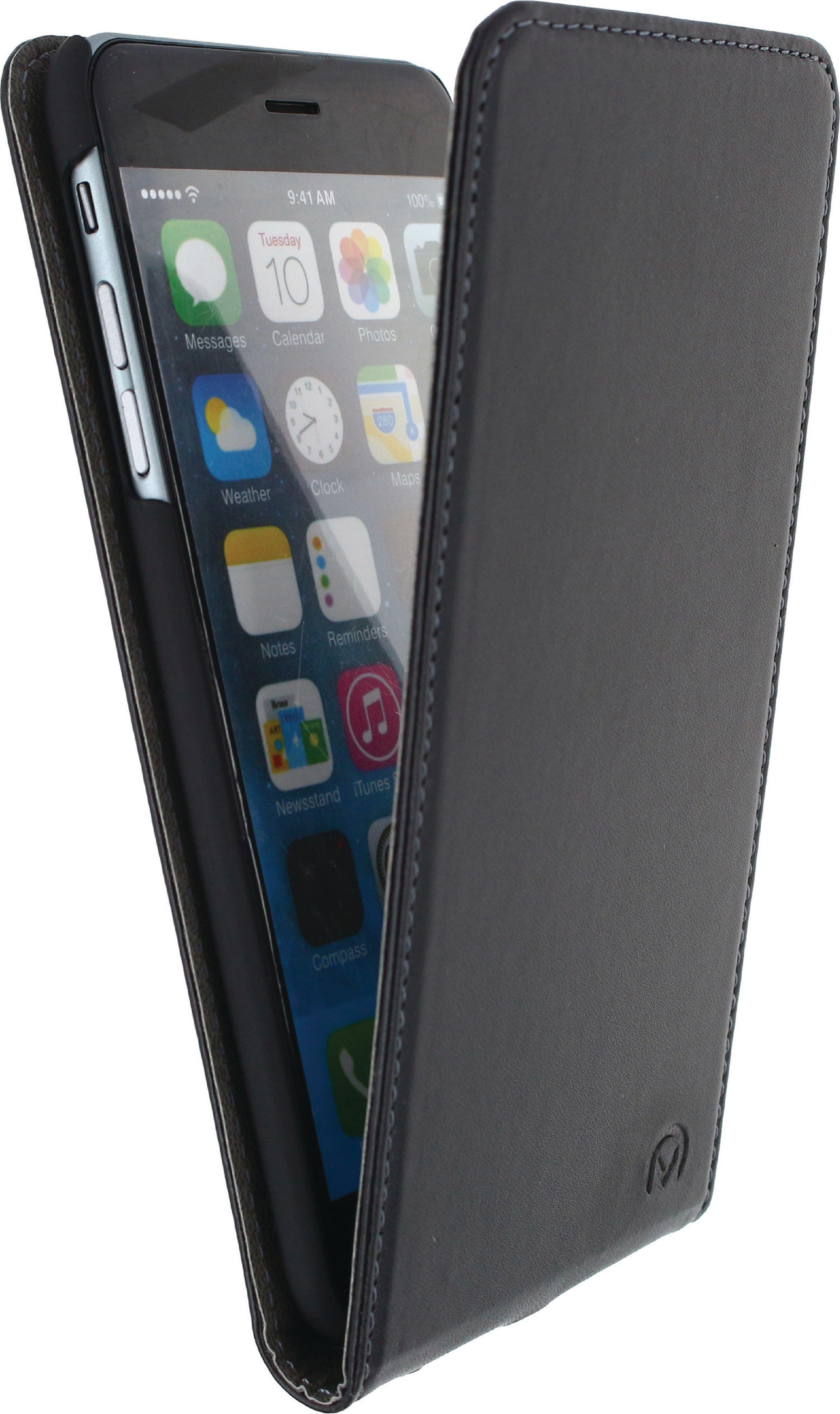 Image of   Telefon Premium Vippeetui med Magnet Apple iPhone 6 Plus / 6s Plus Sort