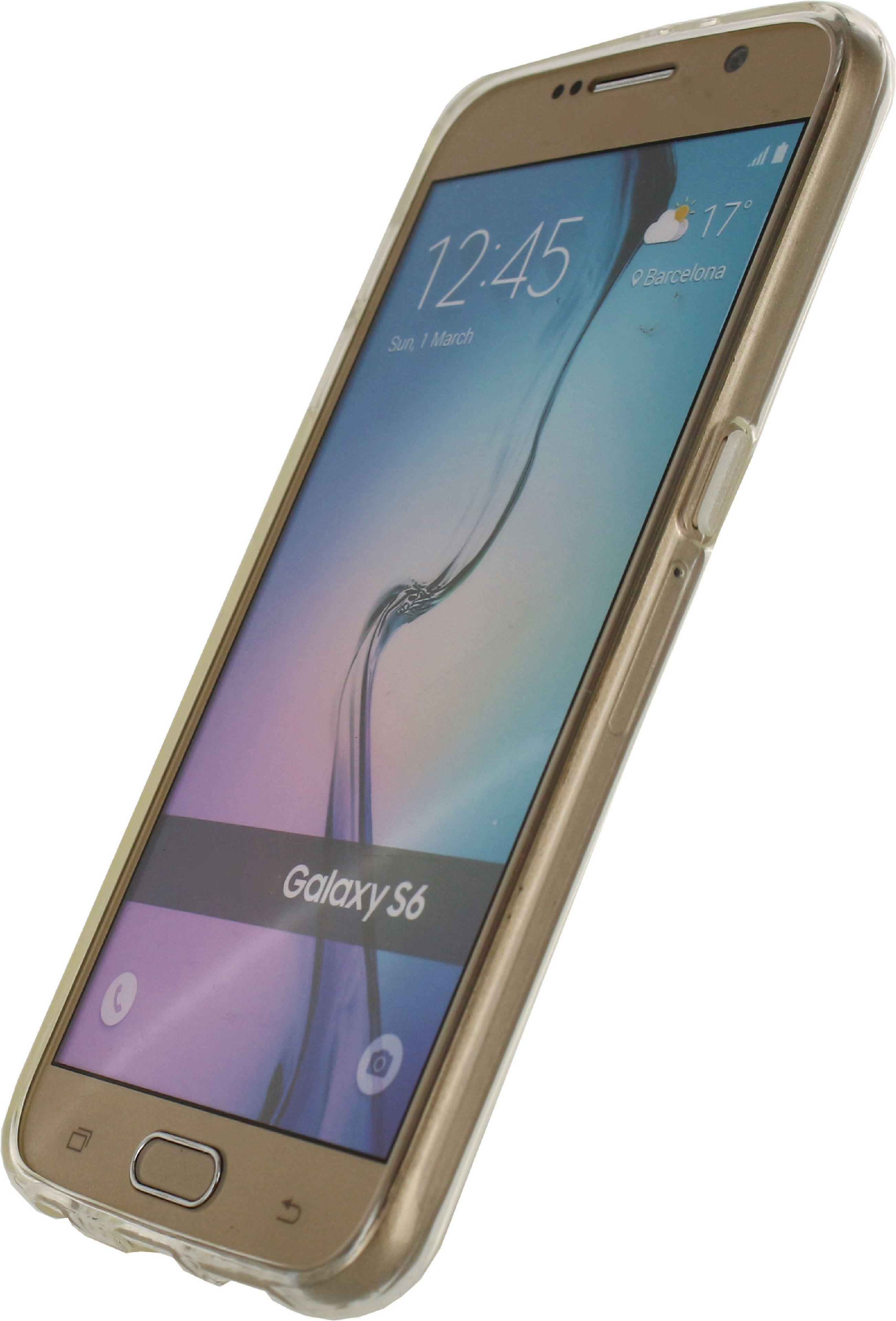 Image of   Telefon Gel-Etui Samsung Galaxy S6 Gennemsigtig