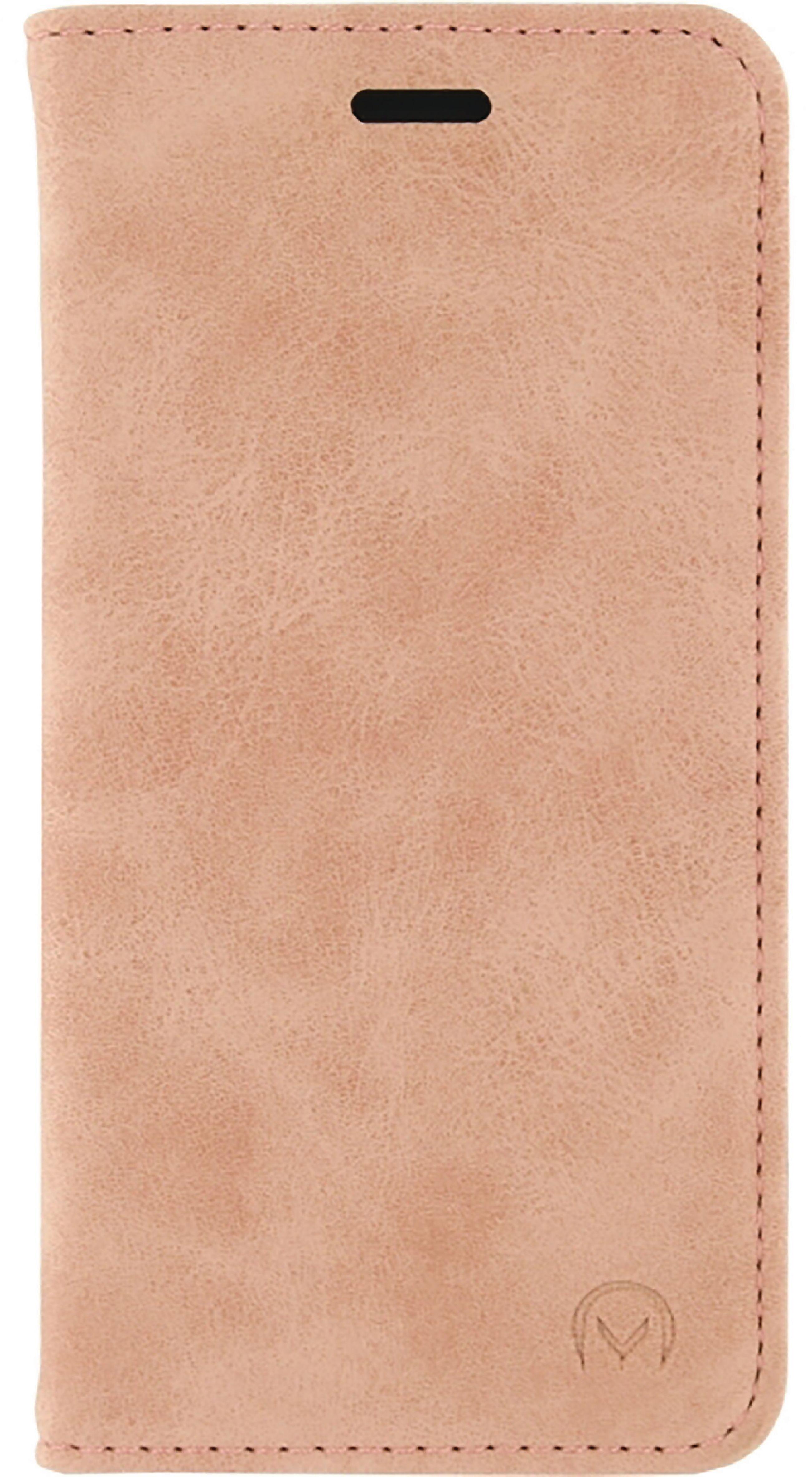Image of   Telefon Premium Bogetui med Magnet Apple iPhone 5 / 5s / SE Pink