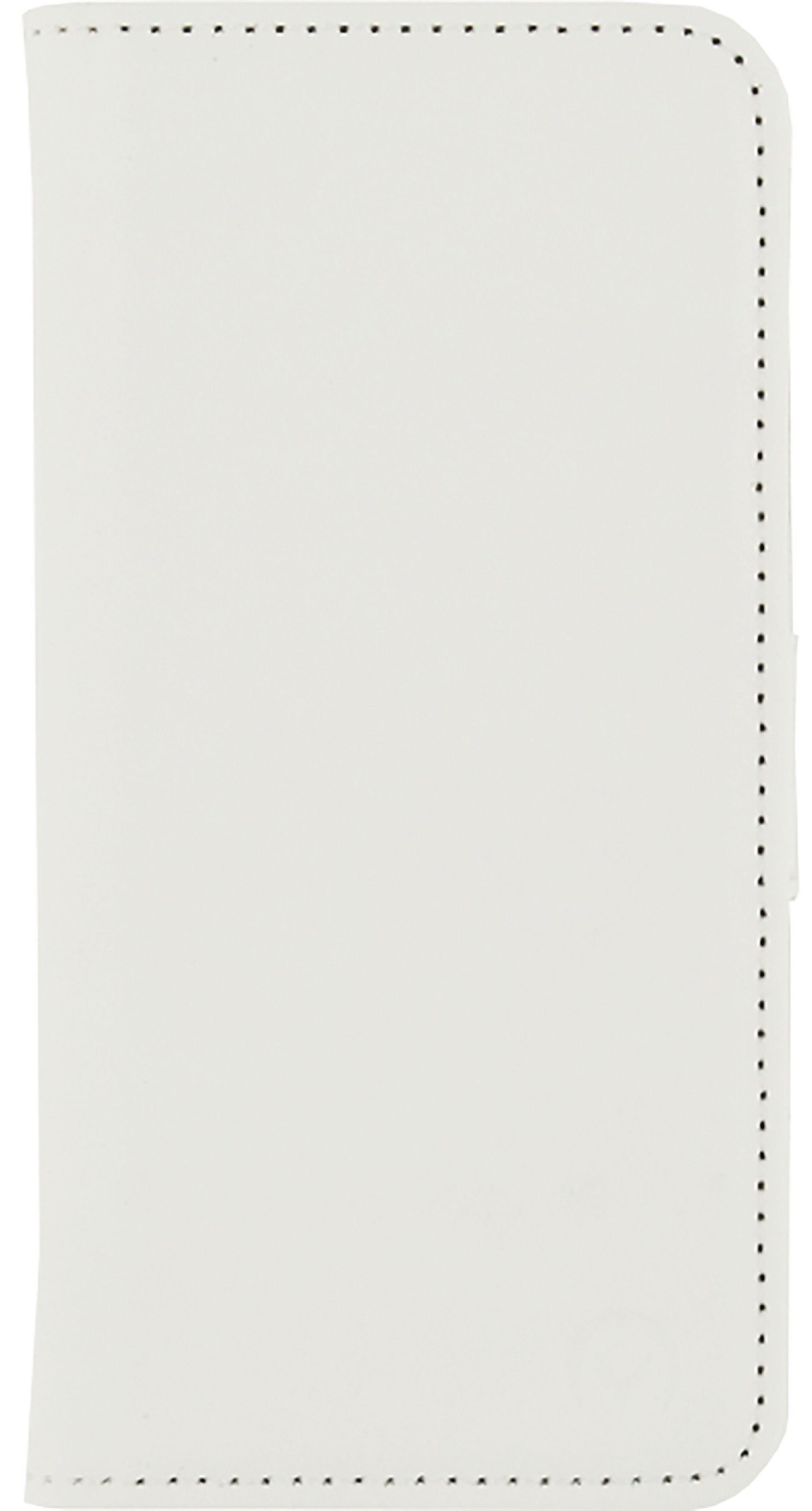 Image of   Telefon Klassisk Lommebogsetui Apple iPhone 6 / 6s Hvid