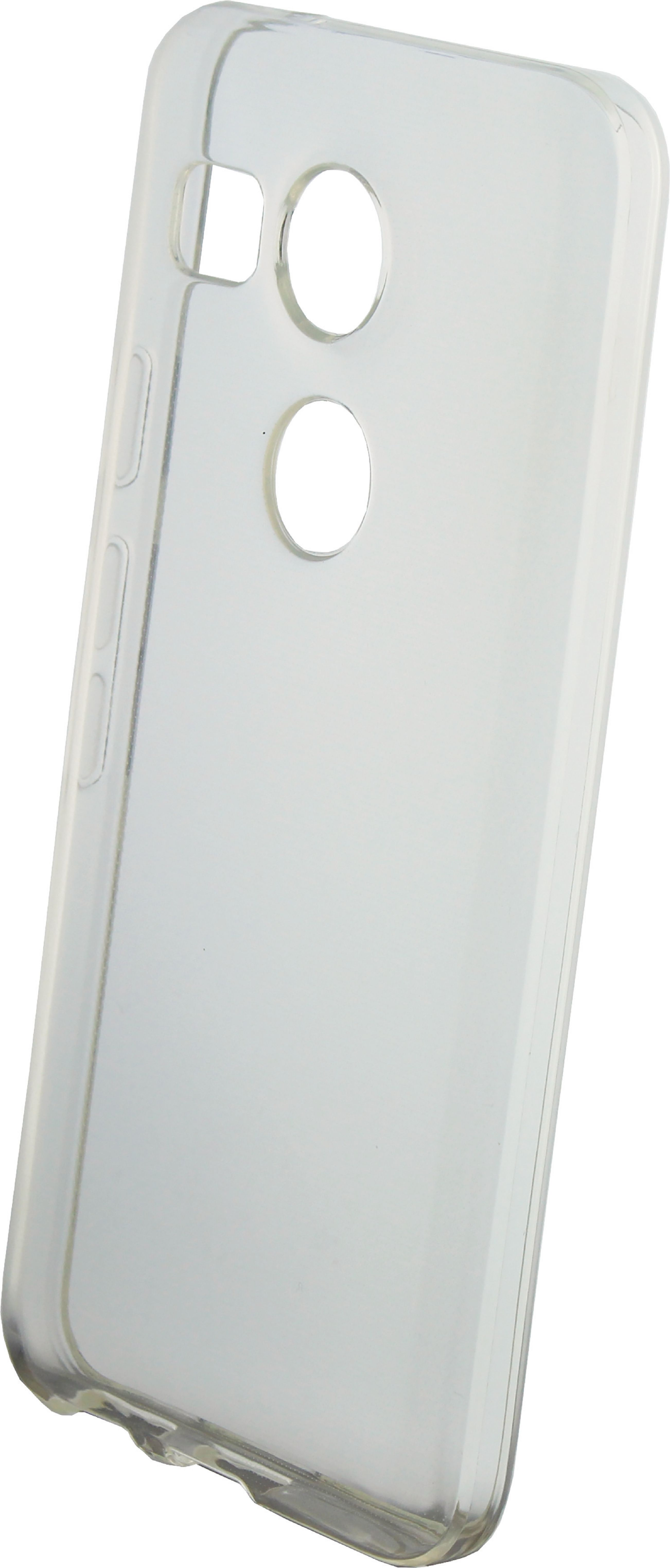 Image of   Telefon Gel-Etui LG Google Nexus 5X Gennemsigtig