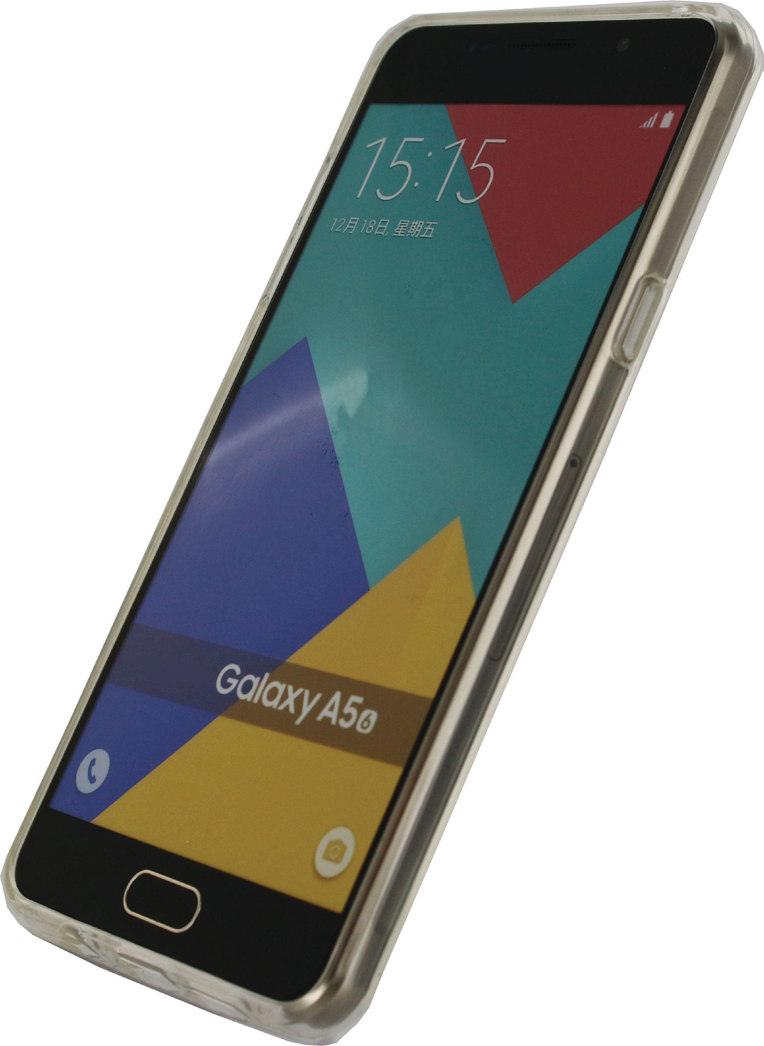Image of   Telefon Gel-Etui Samsung Galaxy A5 2016 Gennemsigtig