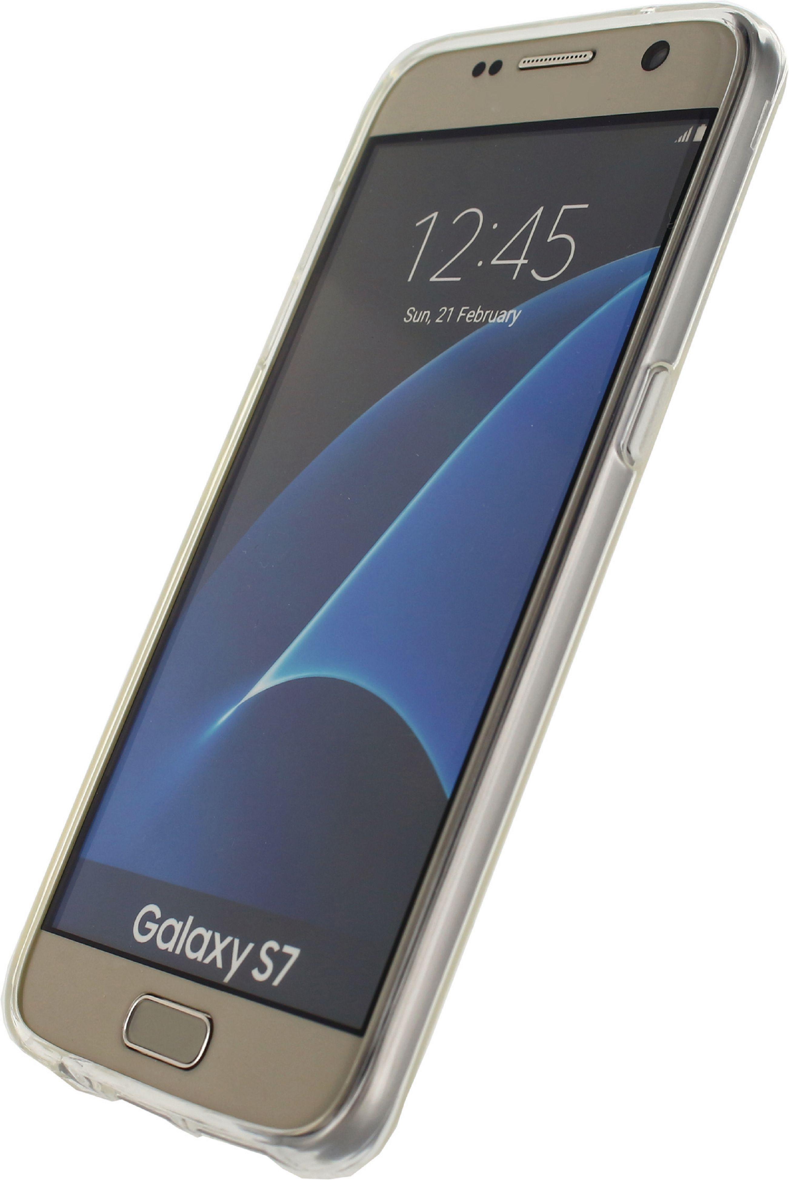 Image of   Telefon Gel-Etui Samsung Galaxy S7 Gennemsigtig