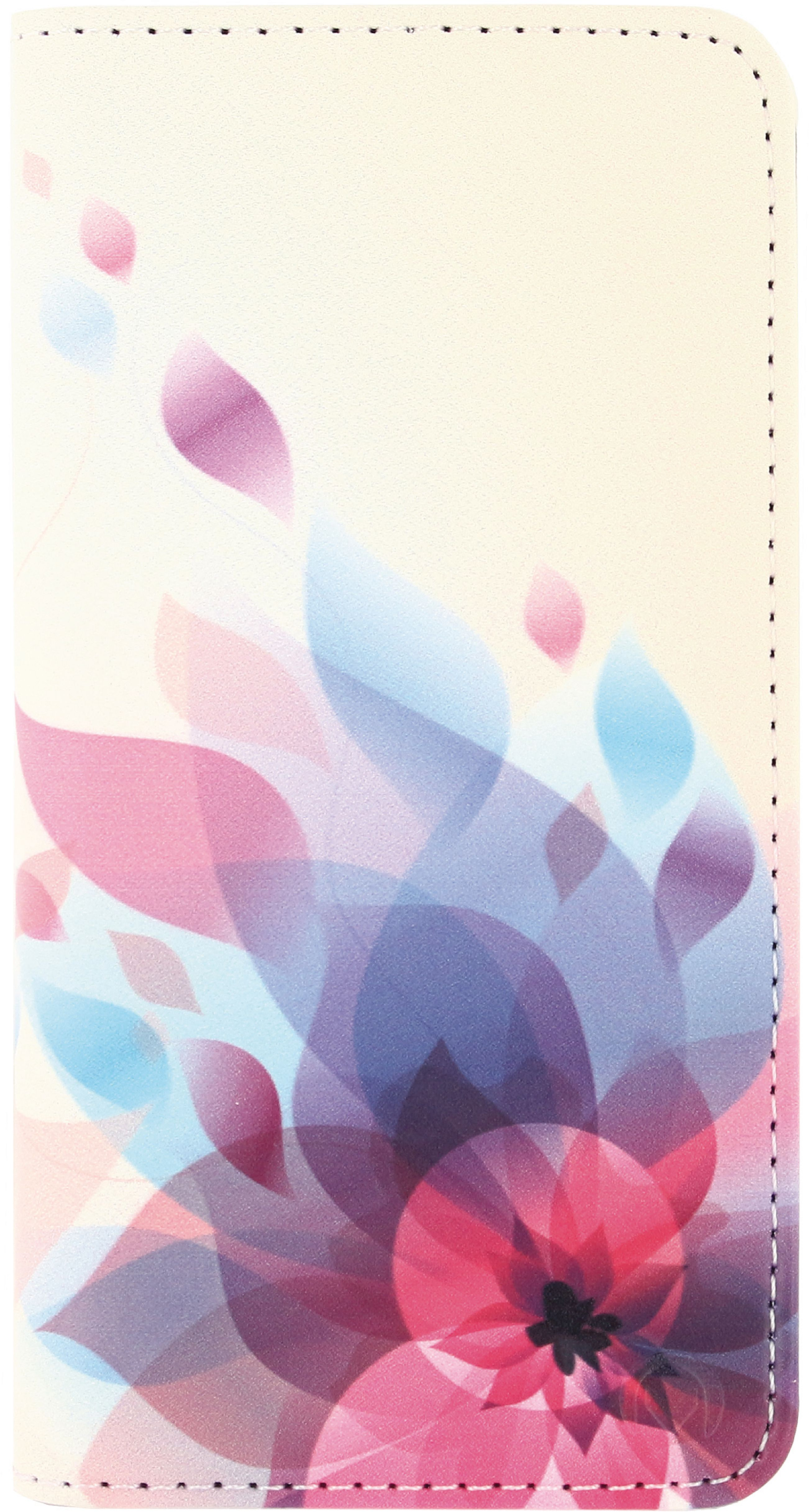 Image of   Telefon Premium Bogetui med Magnet Samsung Galaxy A5 2016 Flowers