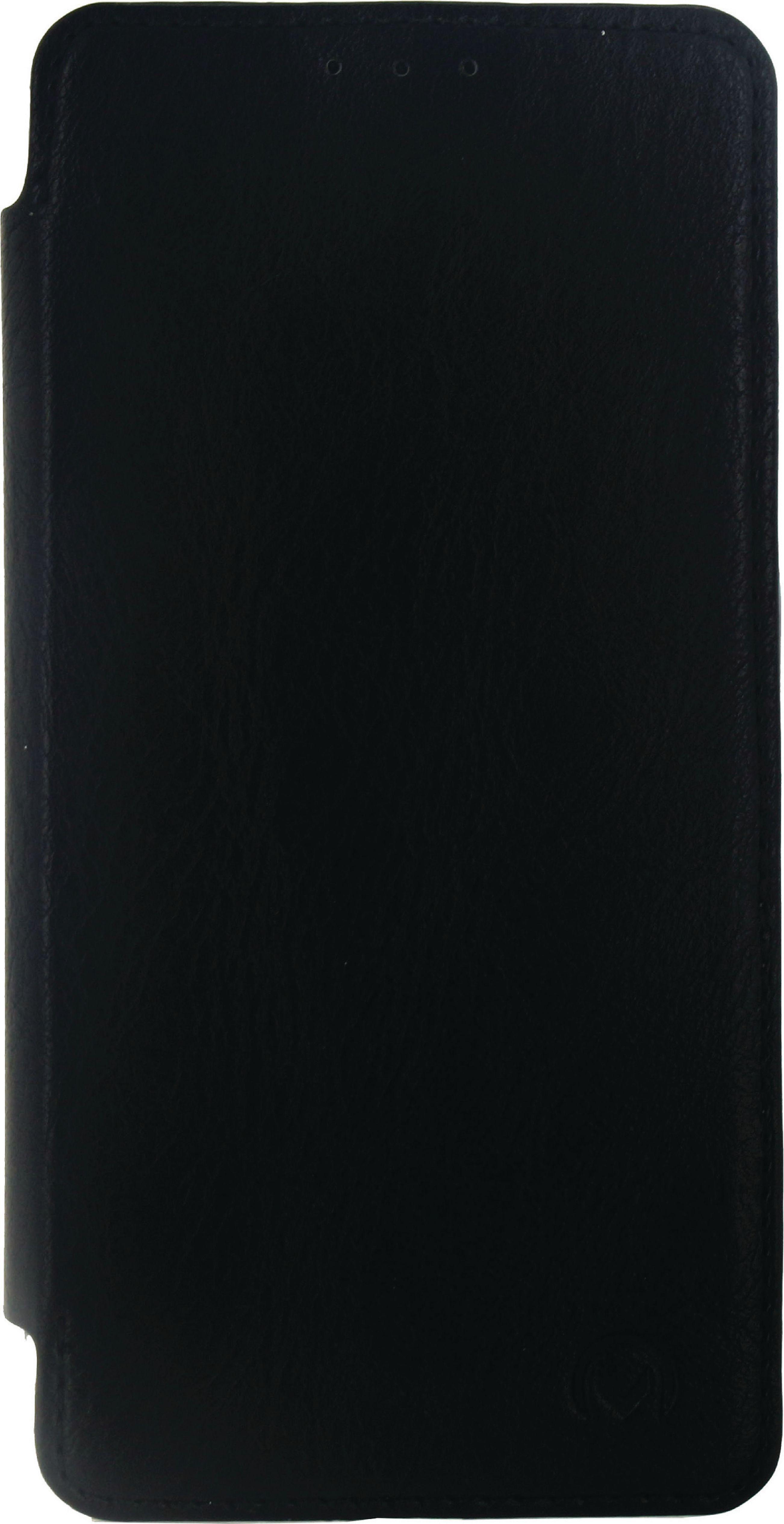 Image of   Telefon Slankt Bogetui Samsung Galaxy A5 2016 Sort