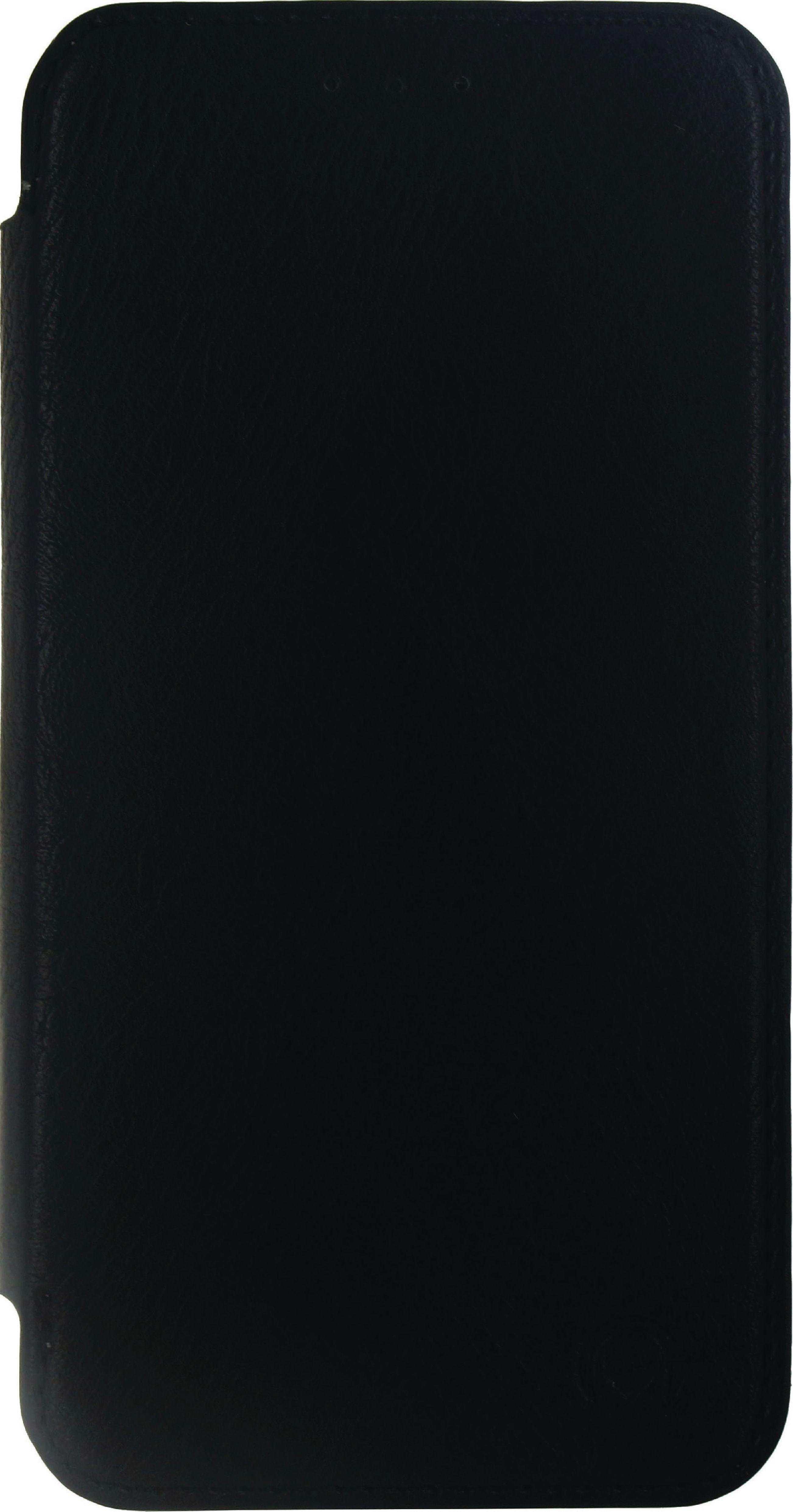 Image of   Telefon Slankt Bogetui Samsung Galaxy J5 Sort