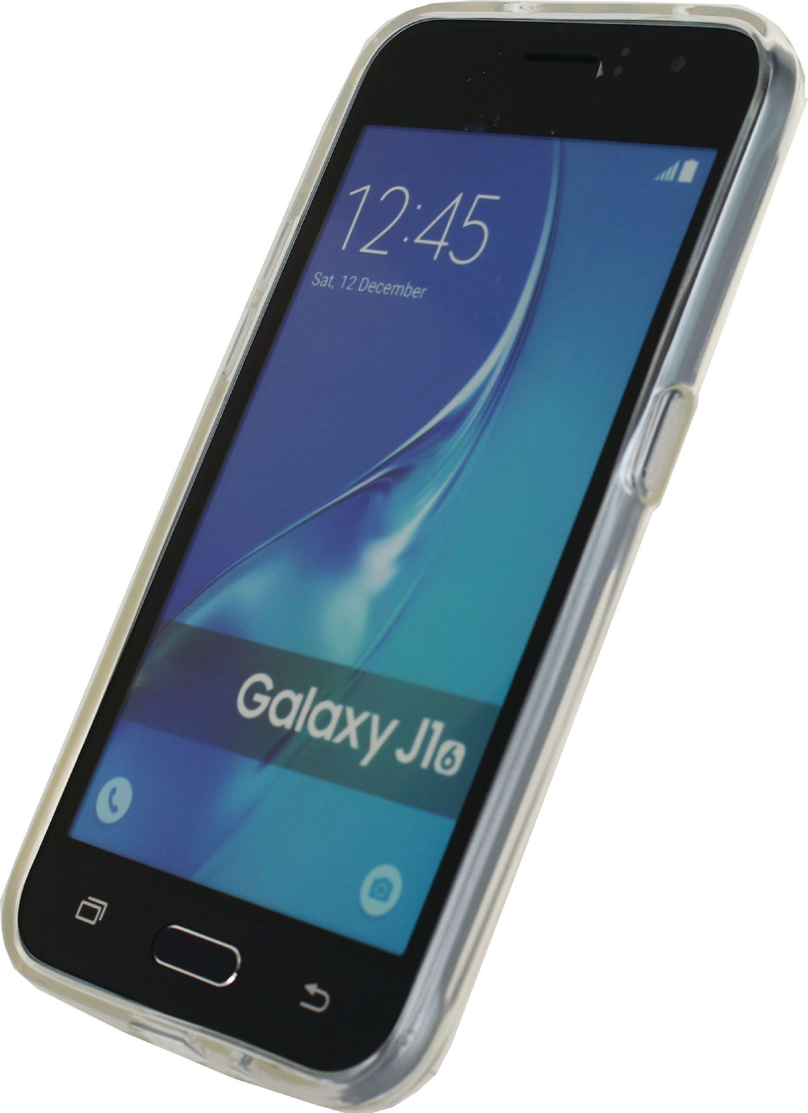 Image of   Telefon Gel-Etui Samsung Galaxy J1 2016 Gennemsigtig