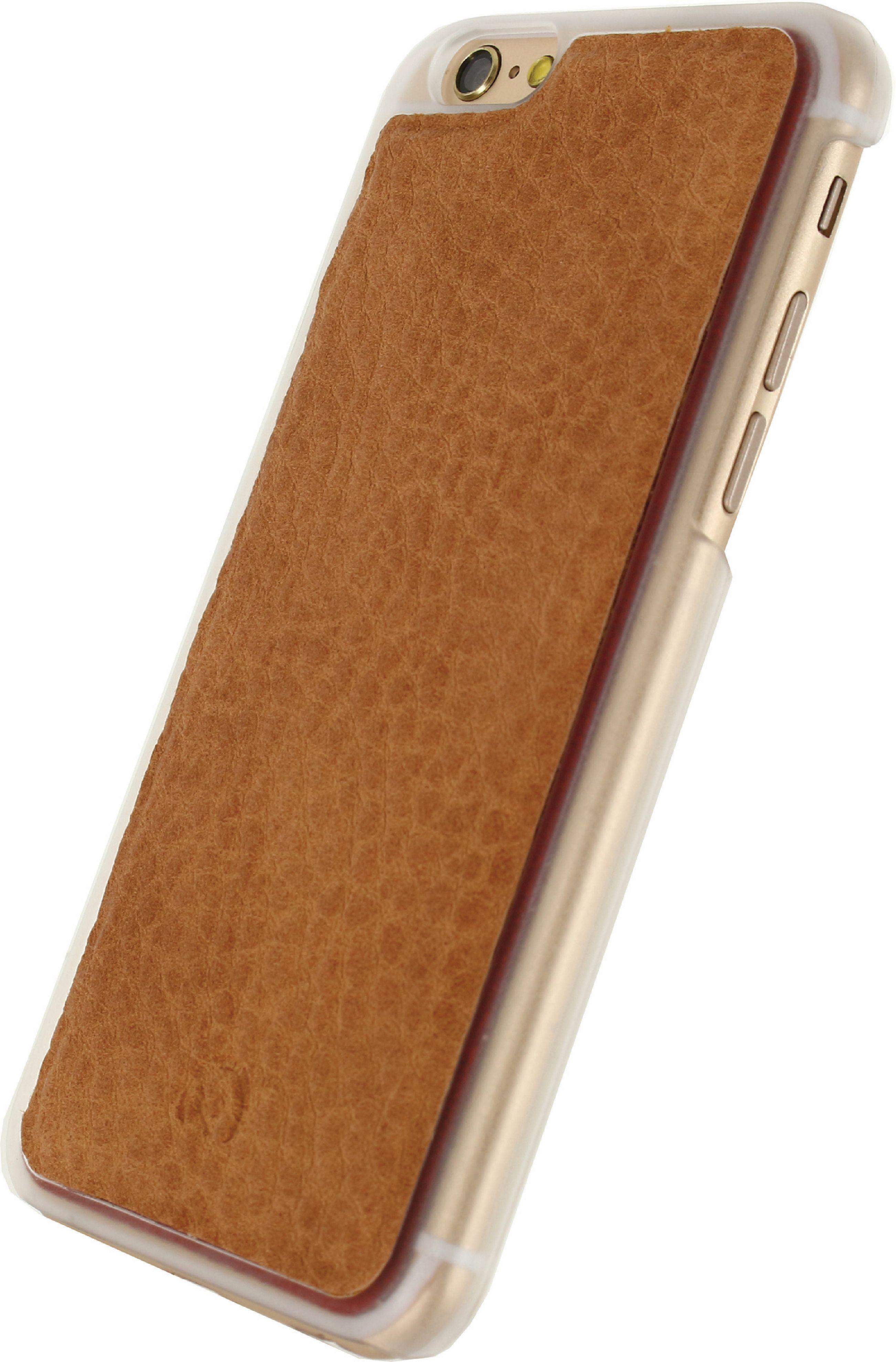 Image of   Telefon Aftageligt Lommebogsetui Apple iPhone 6 / 6s Brun