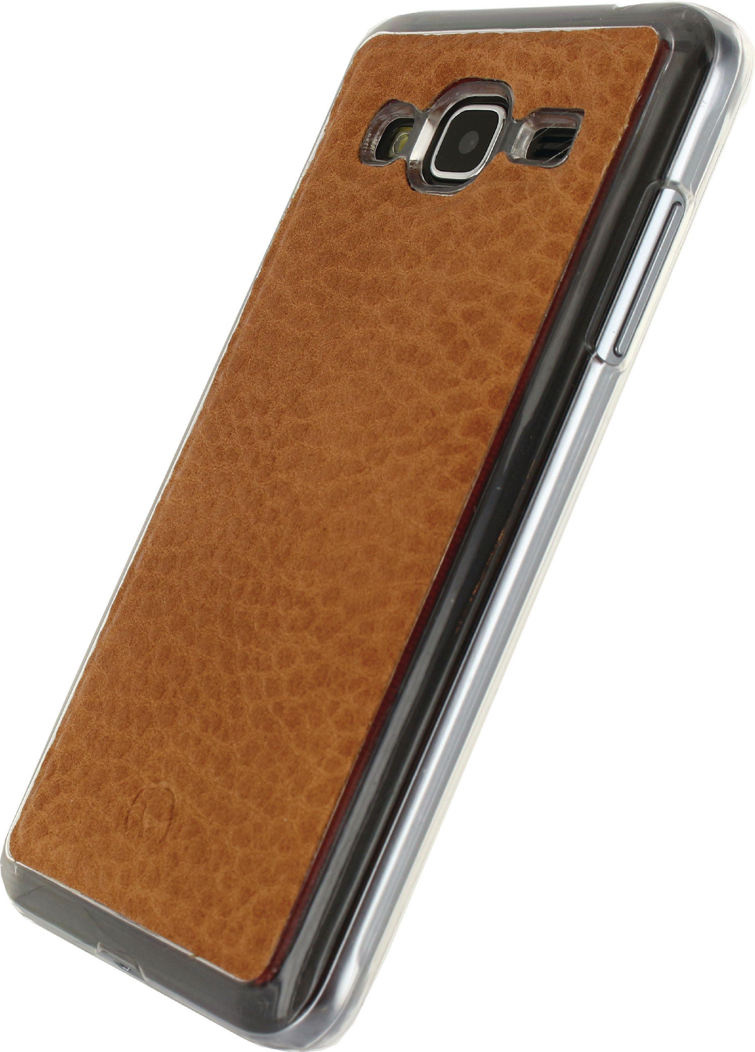 Image of   Telefon Aftageligt Lommebogsetui Samsung Galaxy J3 2016 Brun