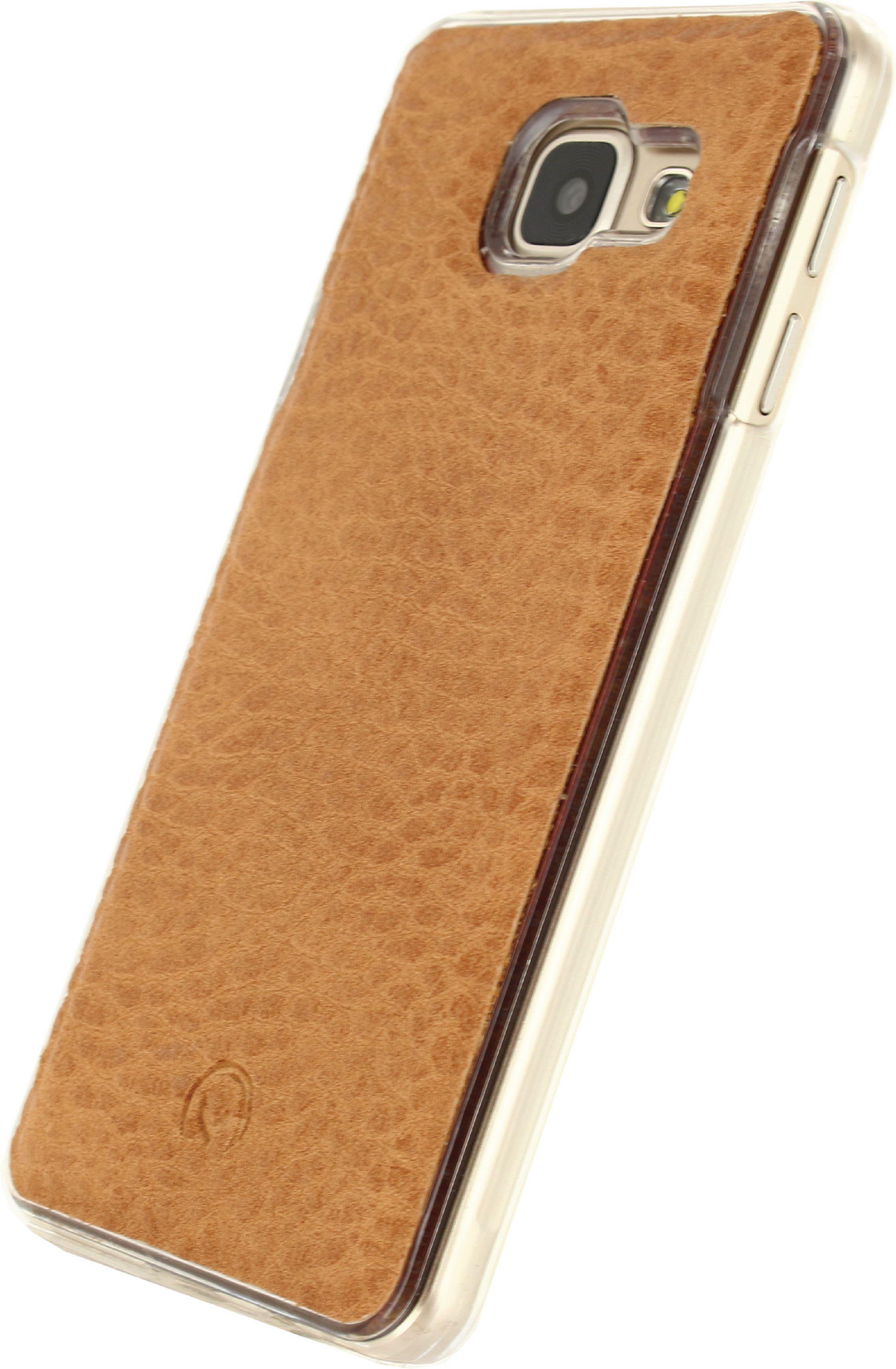 Image of   Telefon Aftageligt Lommebogsetui Samsung Galaxy A3 2016 Brun