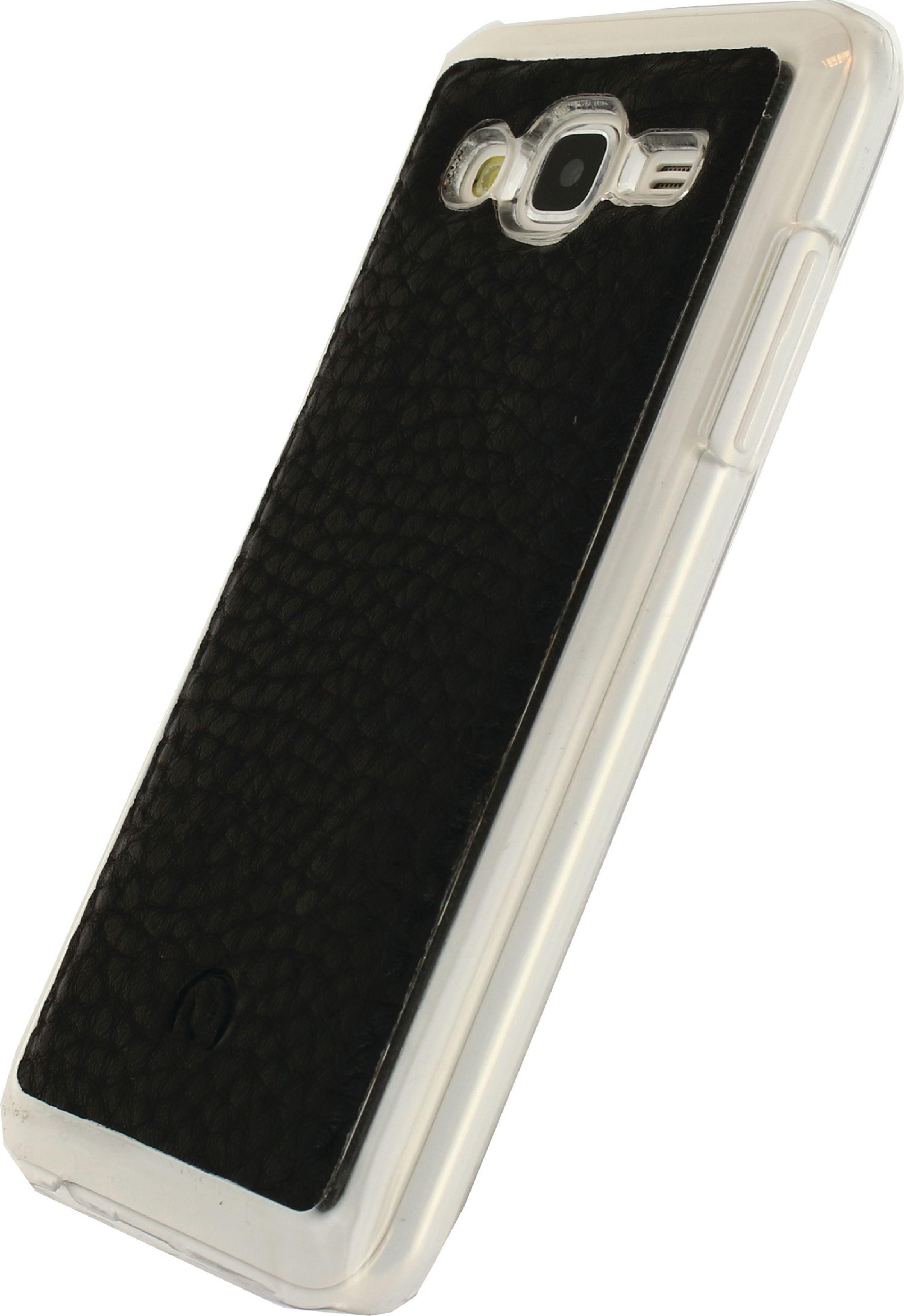 Image of   Telefon Aftageligt Lommebogsetui Samsung Galaxy J5 Sort