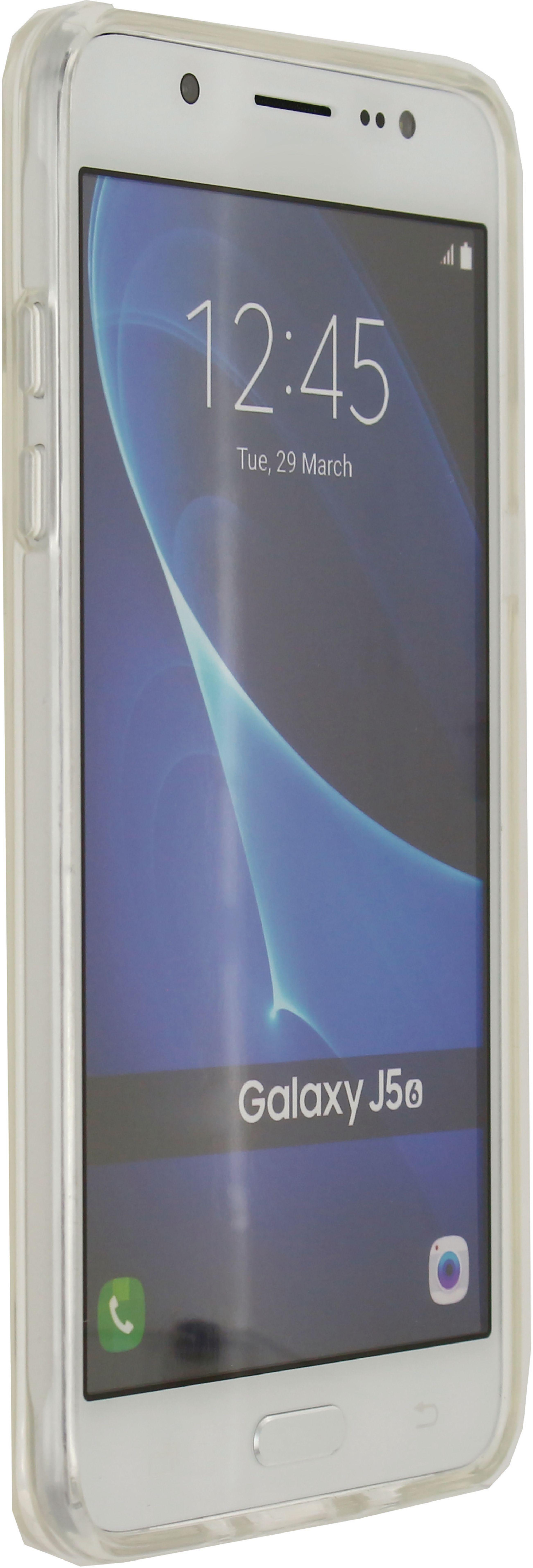 Image of   Telefon Transparent Beskyttelsesetui Samsung Galaxy J5 2016 Gennemsigtig