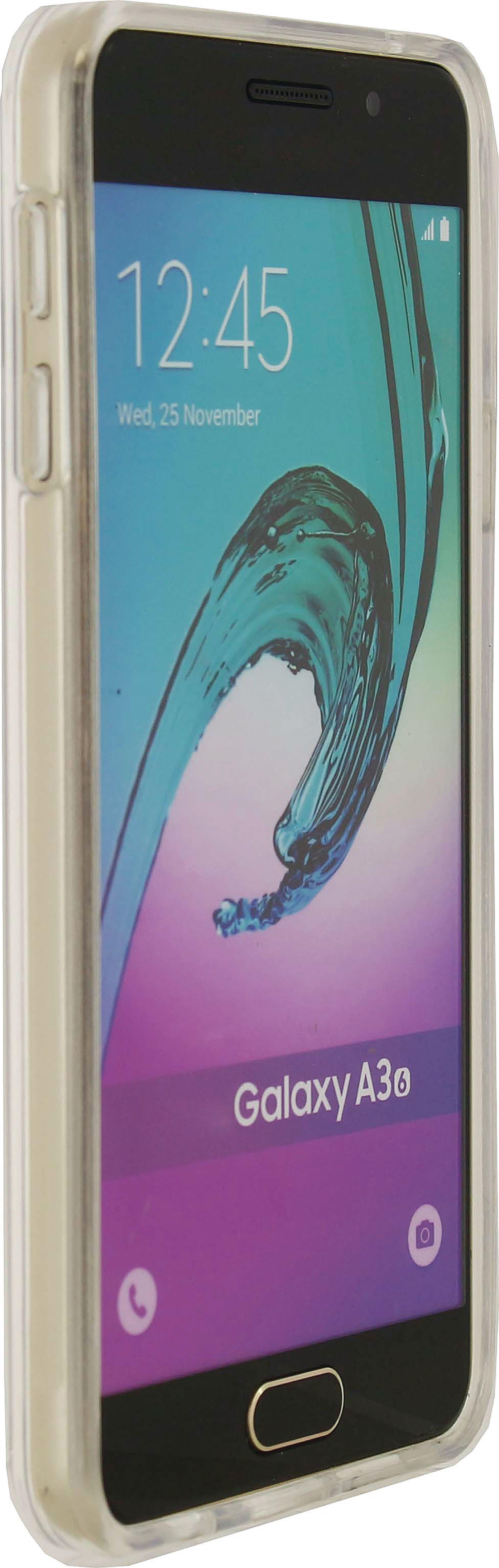 Image of   Telefon Transparent Beskyttelsesetui Samsung Galaxy A3 2016 Gennemsigtig