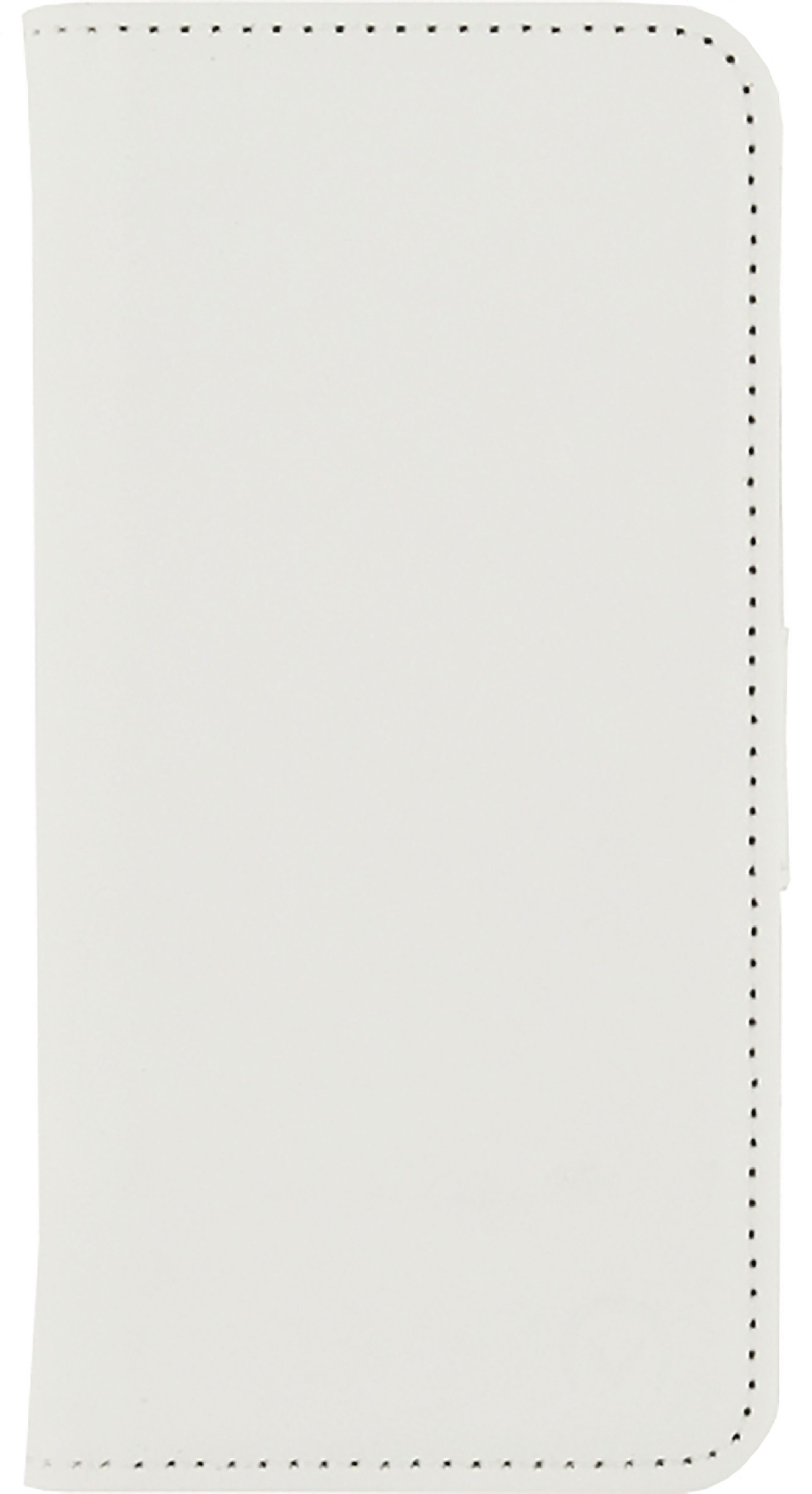 Image of   Telefon Klassisk Lommebogsetui Apple iPhone 7 / Apple iPhone 8 Hvid