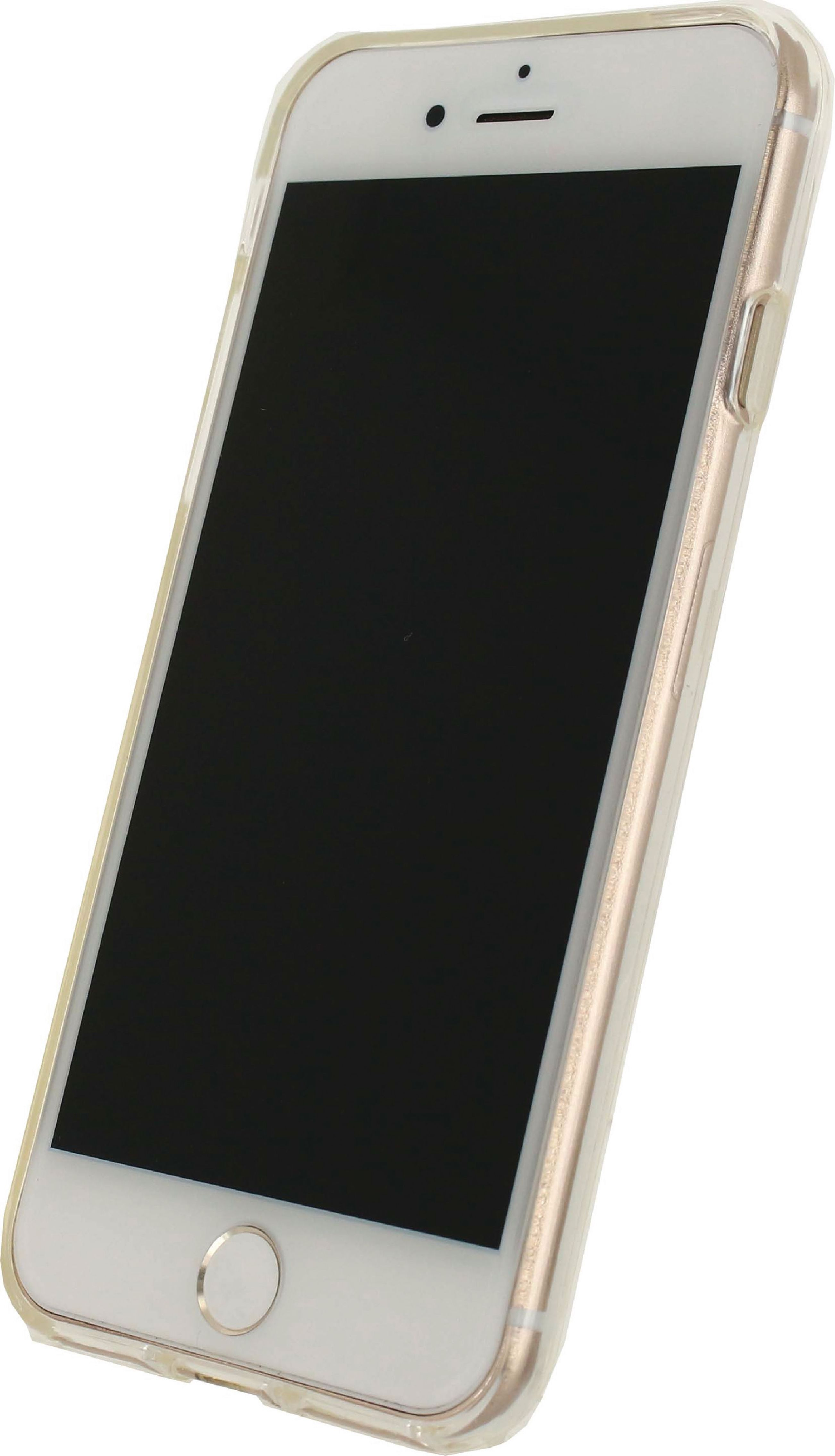 Image of   Telefon Gel-Etui Apple iPhone 7 / Apple iPhone 8 Gennemsigtig