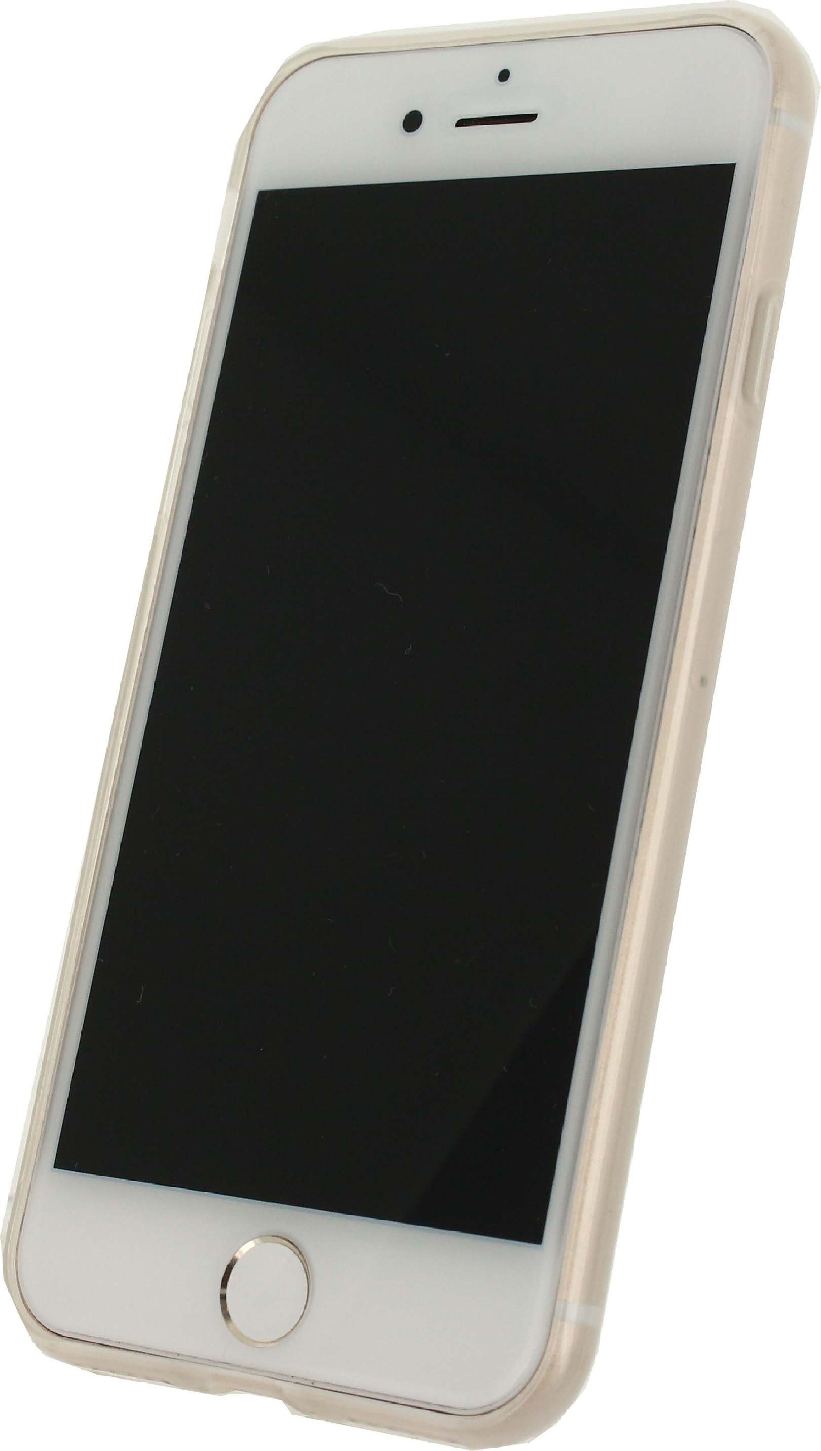 Billede af Telefon Gel-Etui Apple iPhone 7 / Apple iPhone 8 Hvid