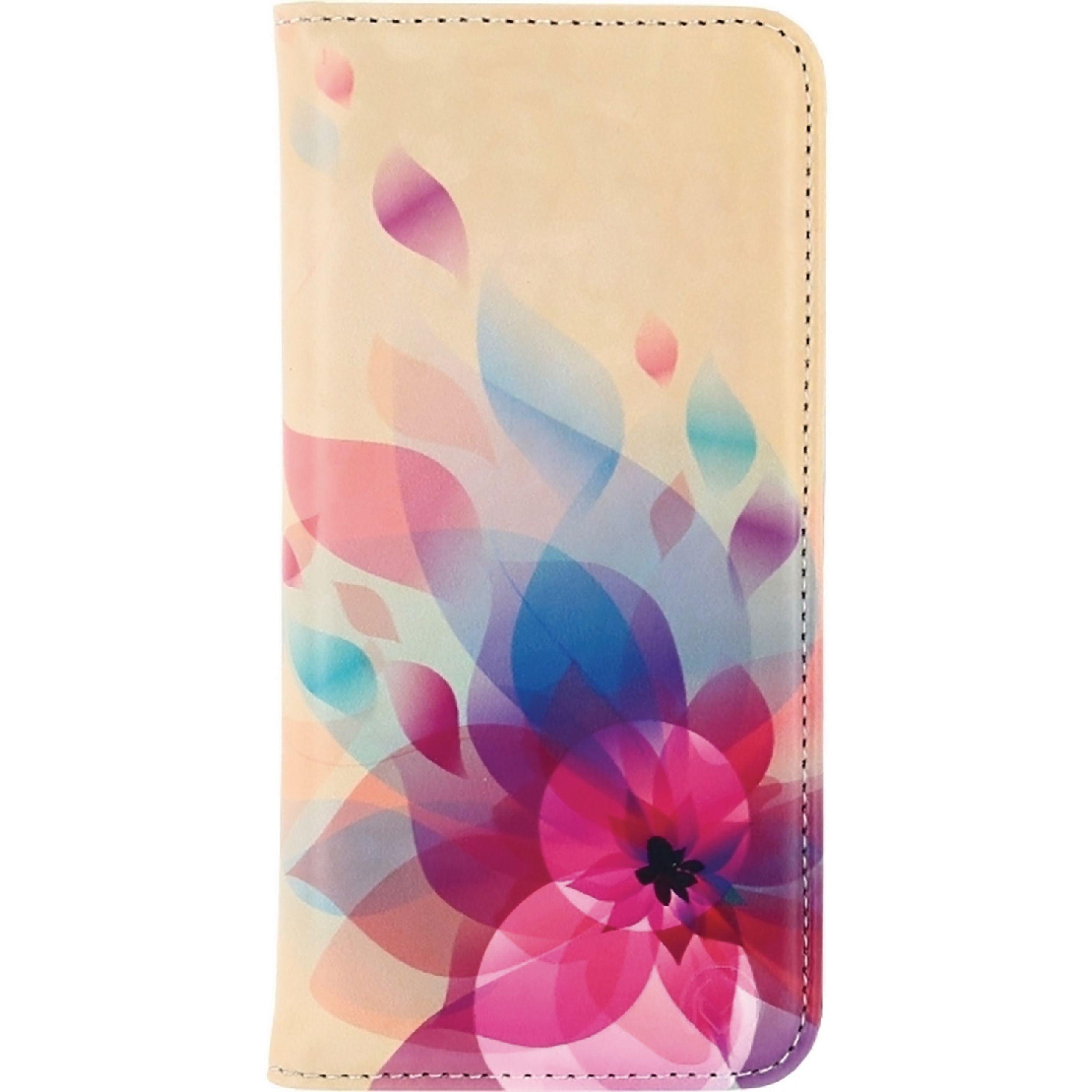 Image of   Telefon Premium Bogetui med Magnet Apple iPhone 7 Plus Flowers