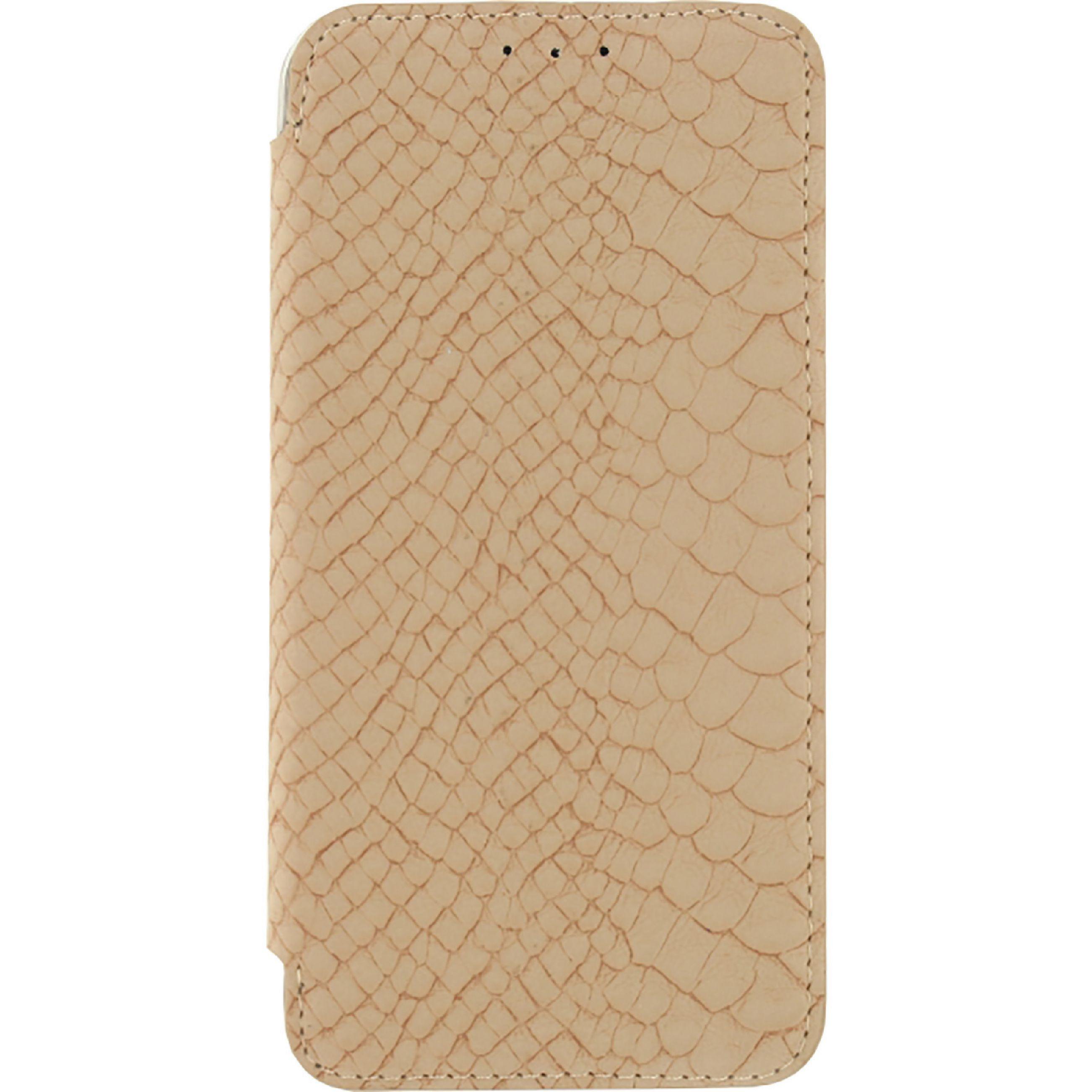 Image of   Telefon Slankt og Blødt Booklet-etui Apple iPhone 6 / 6s Pink