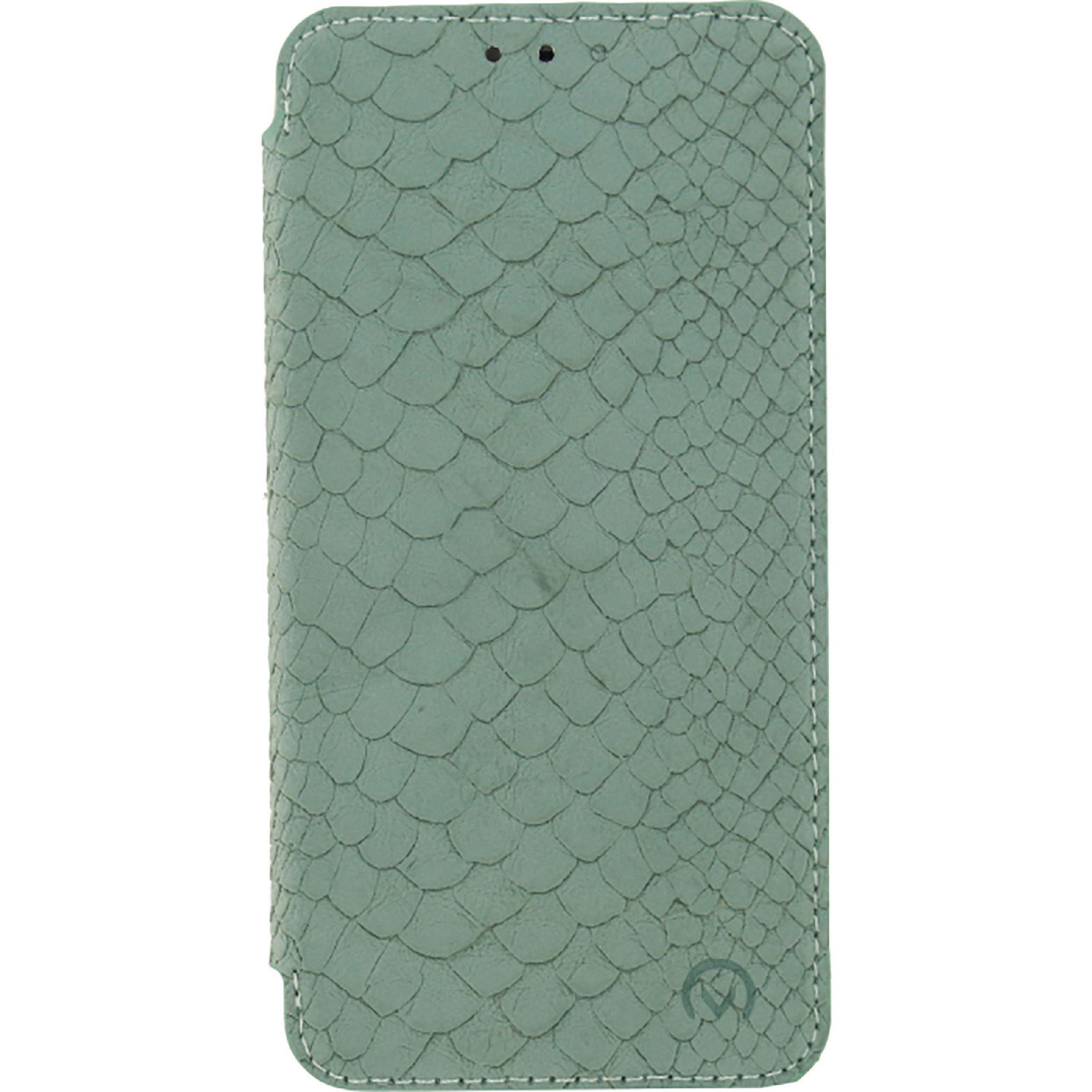 Image of   Telefon Slankt og Blødt Booklet-etui Samsung Galaxy J5 2016 Grøn