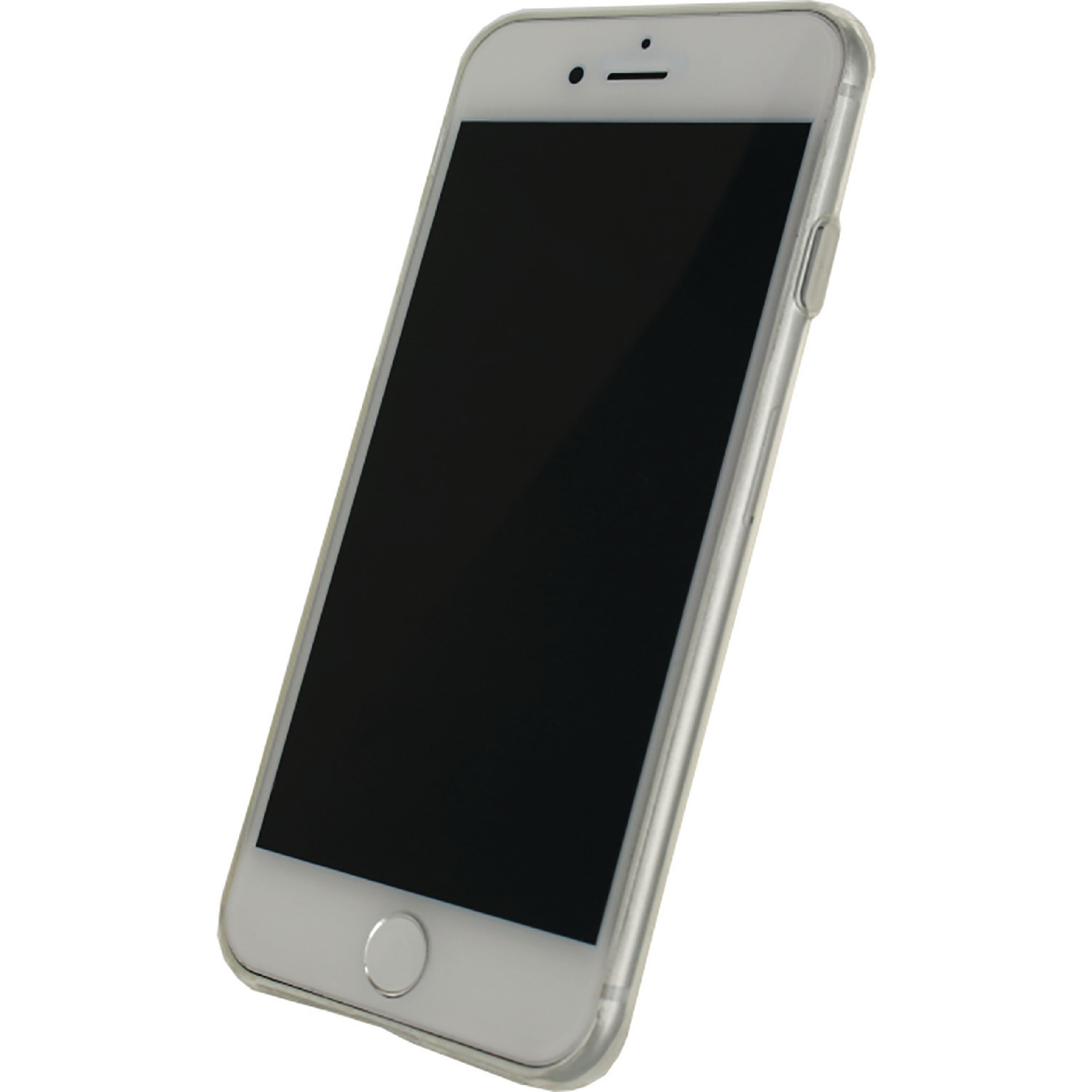 Image of   Telefon Slankt og Blødt Omslagsetui Apple iPhone 7 / Apple iPhone 8 Gennemsigtig
