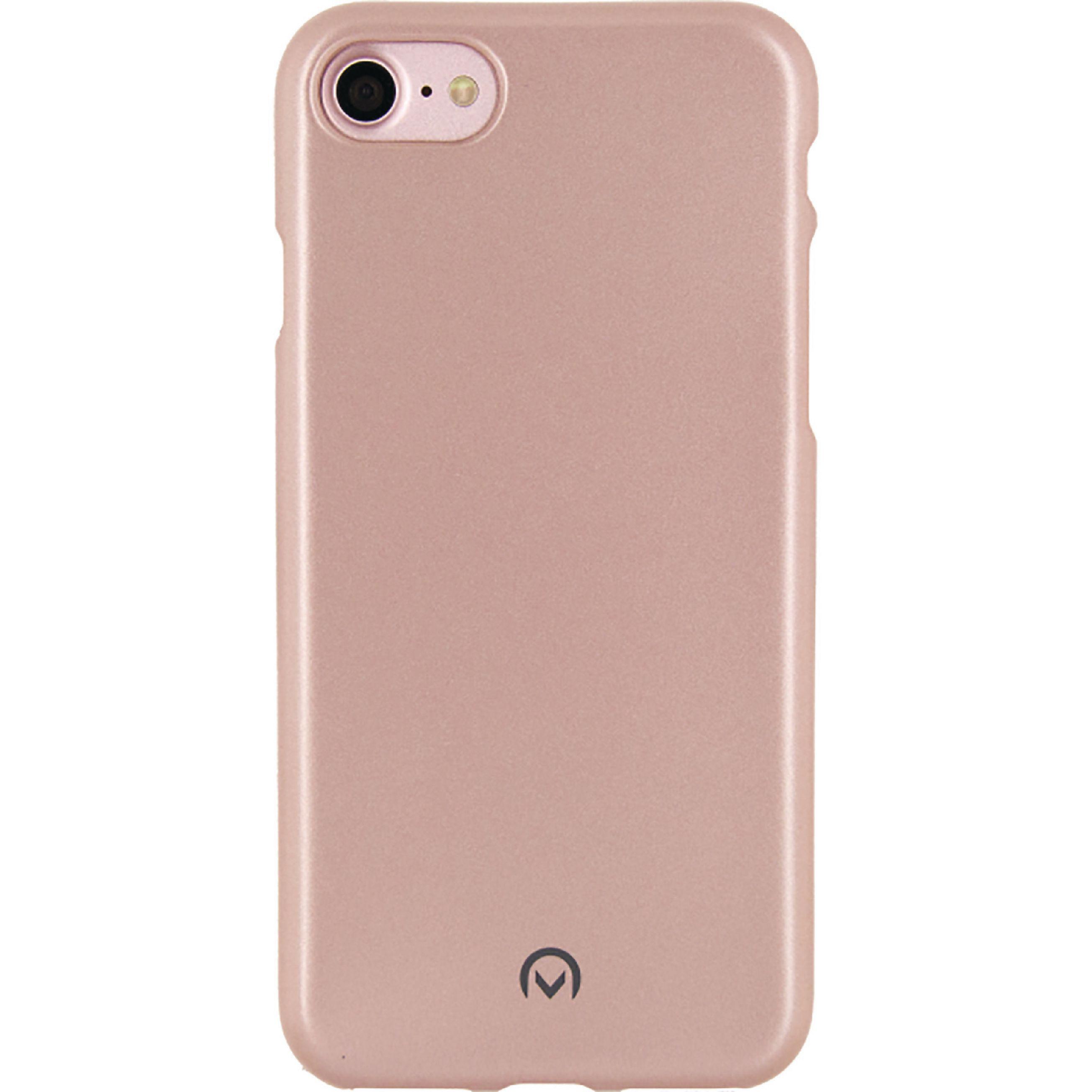 Image of   Telefon Metallisk Blødt Etui Apple iPhone 6 / 6s Pink