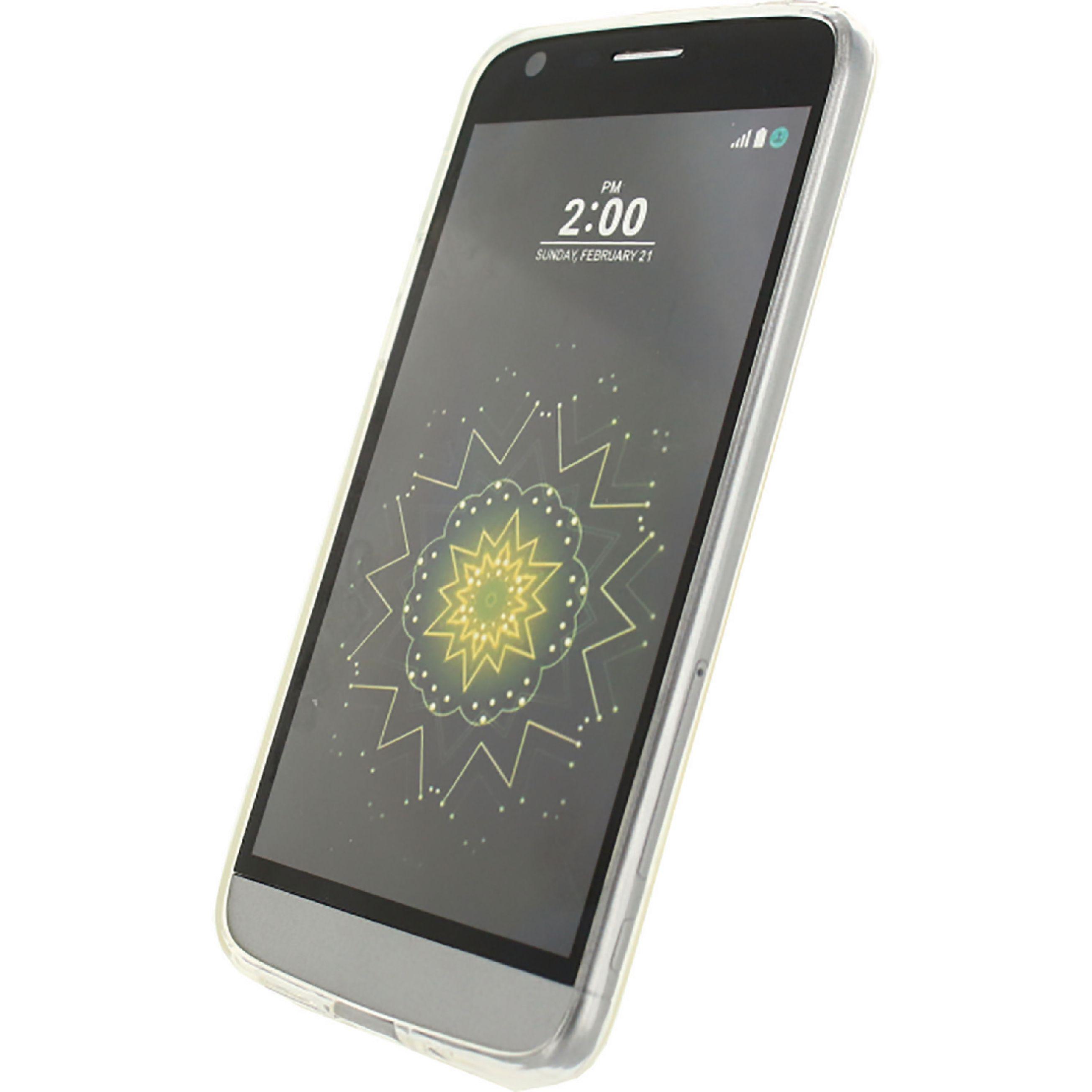 Image of   Telefon Gel-Etui LG G5 SE Gennemsigtig