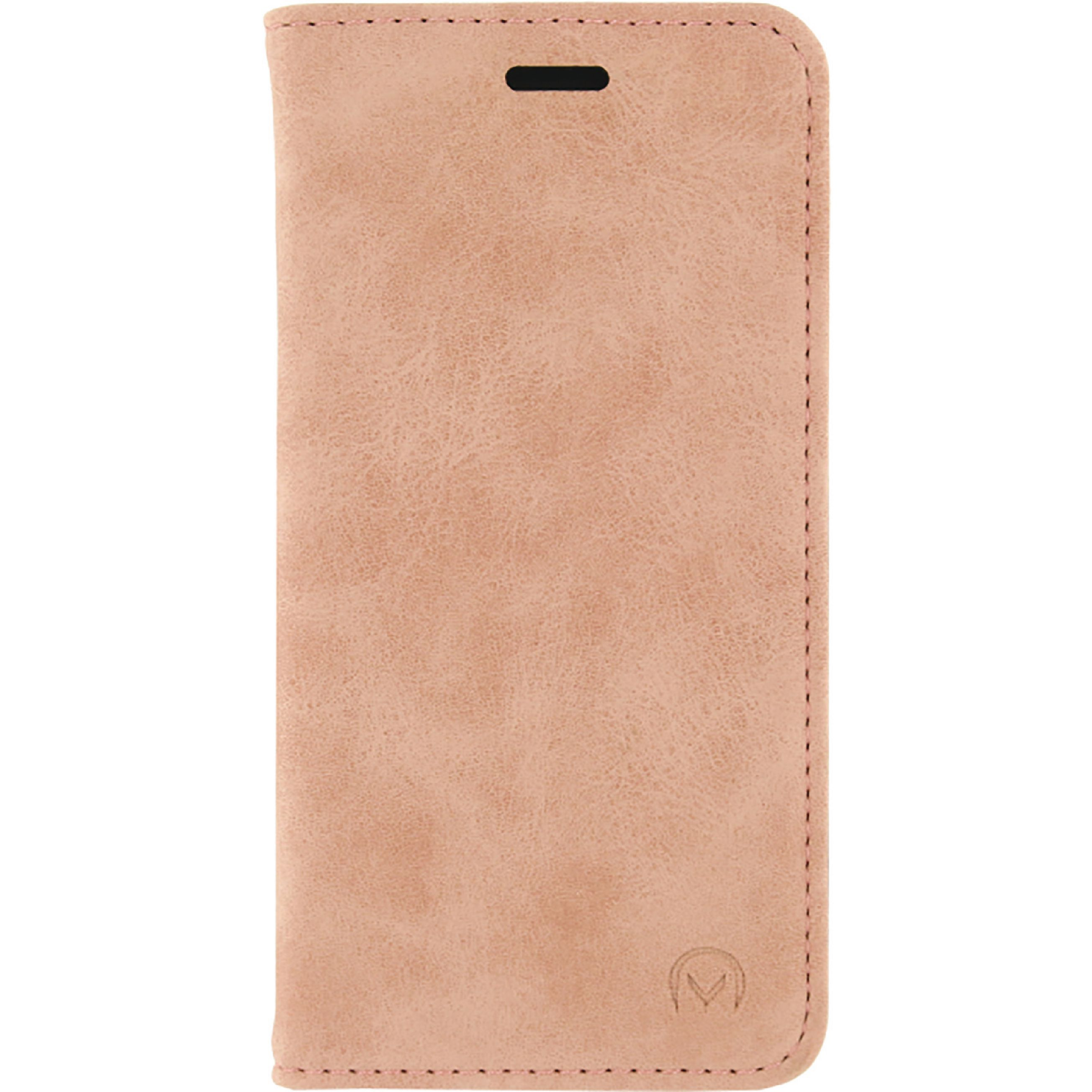 Image of   Telefon Premium Blødt Bogetui Samsung Galaxy S6 Pink