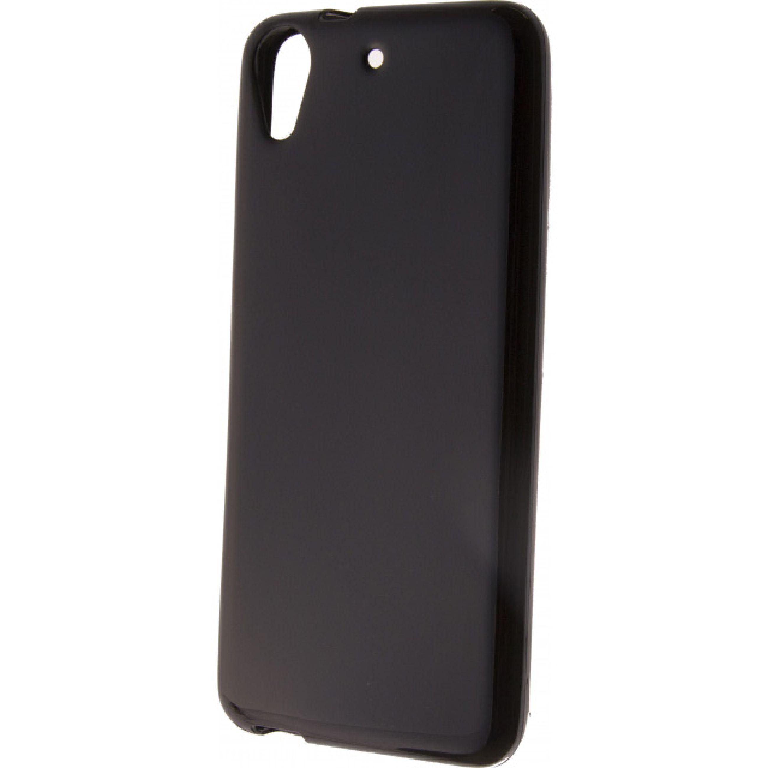 Billede af Telefon Gel-Etui HTC Desire 650 Sort