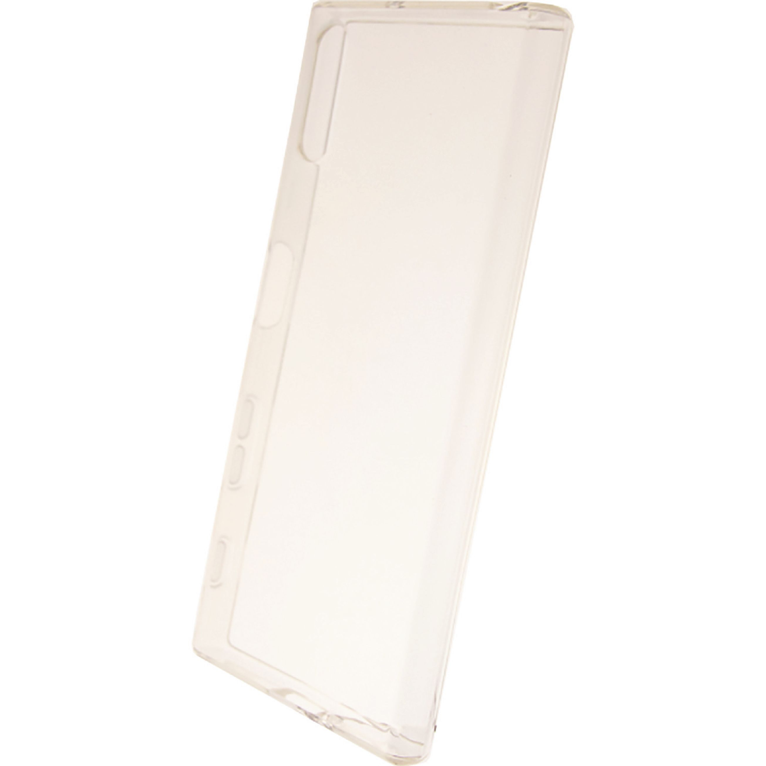 Image of   Telefon Gel-Etui Sony Xperia XZ Gennemsigtig