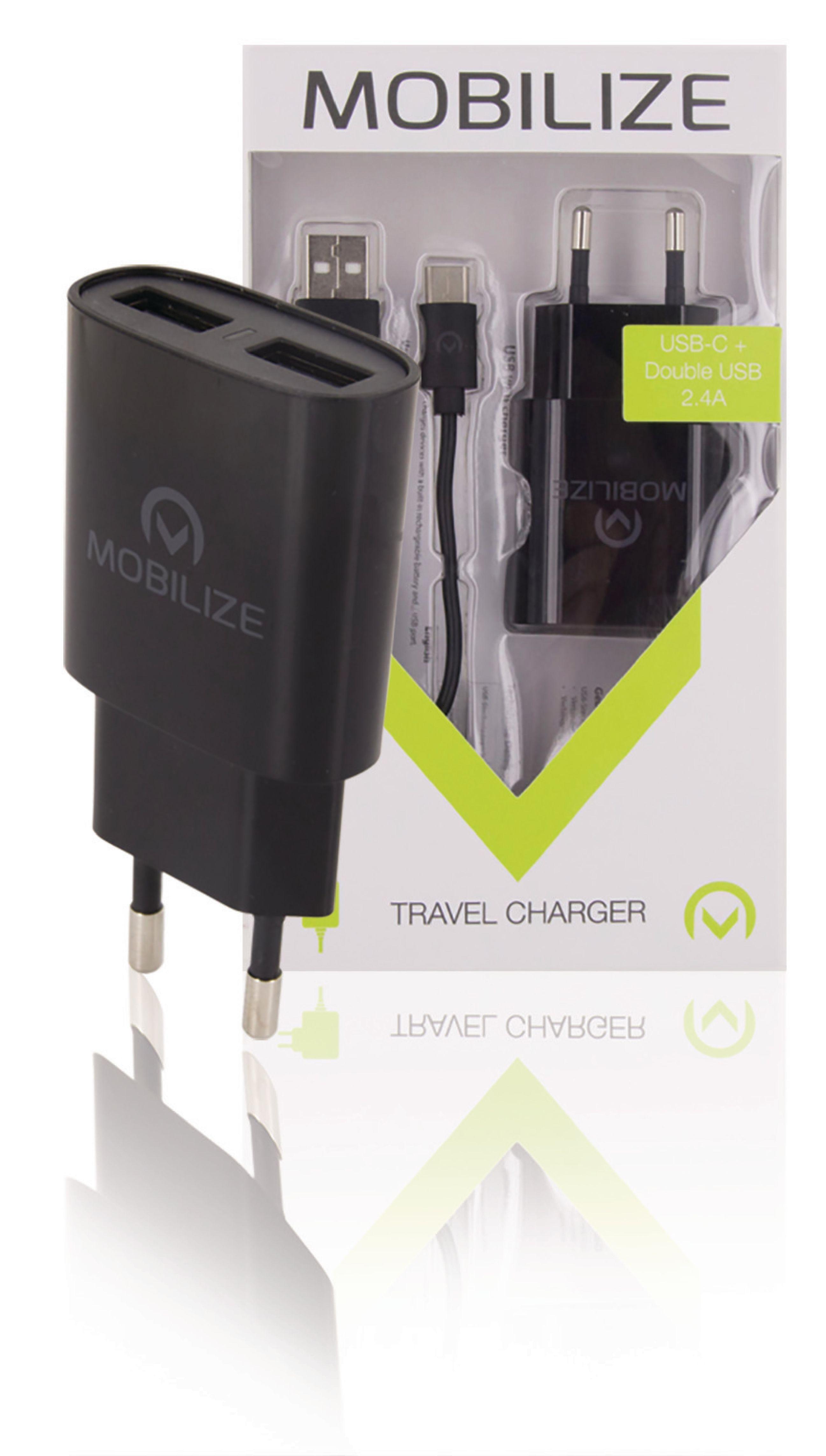 Billede af Universal Ac Power Adapter USB-C Sort