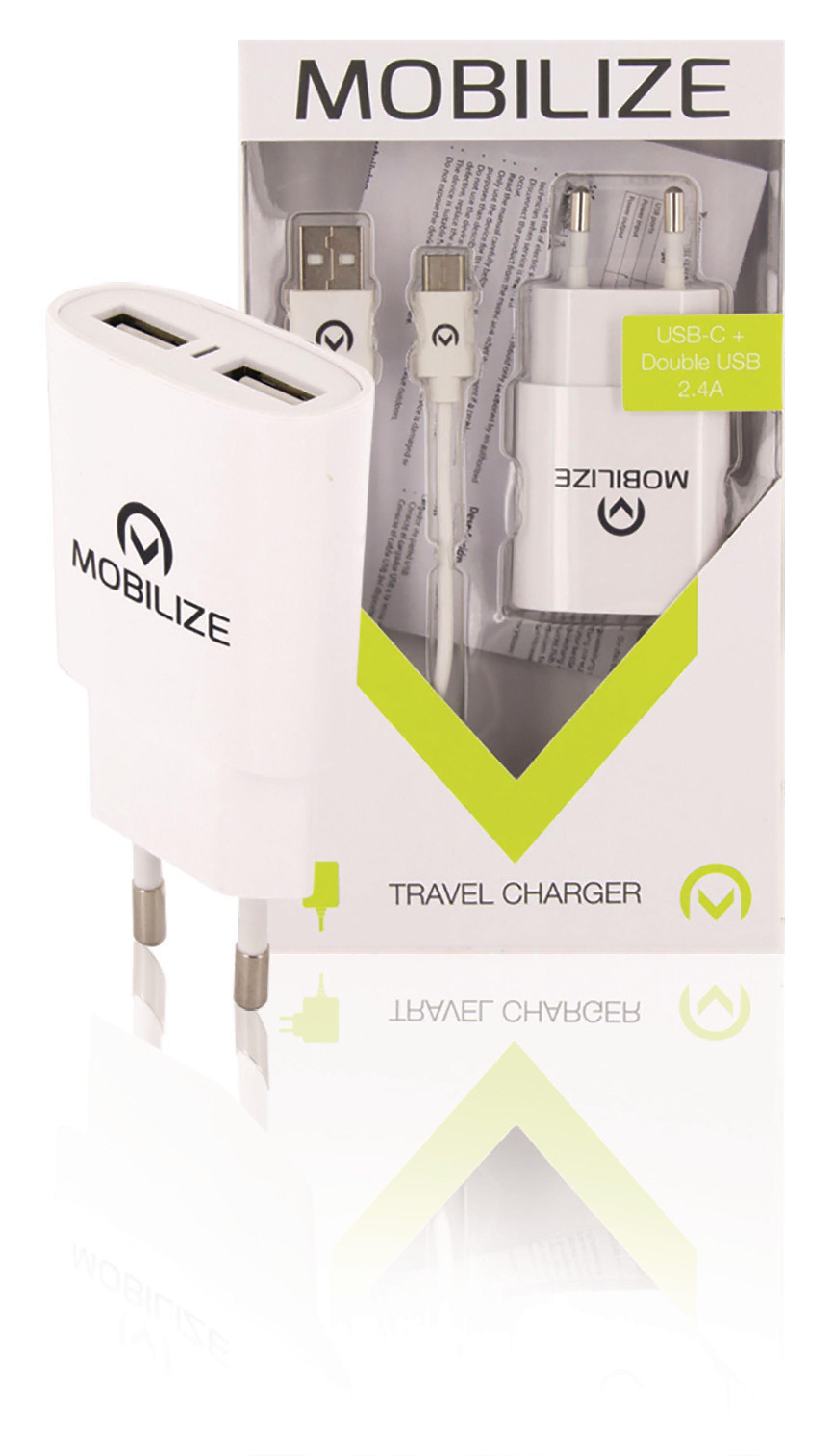 Billede af Universal Ac Power Adapter USB-C Hvid