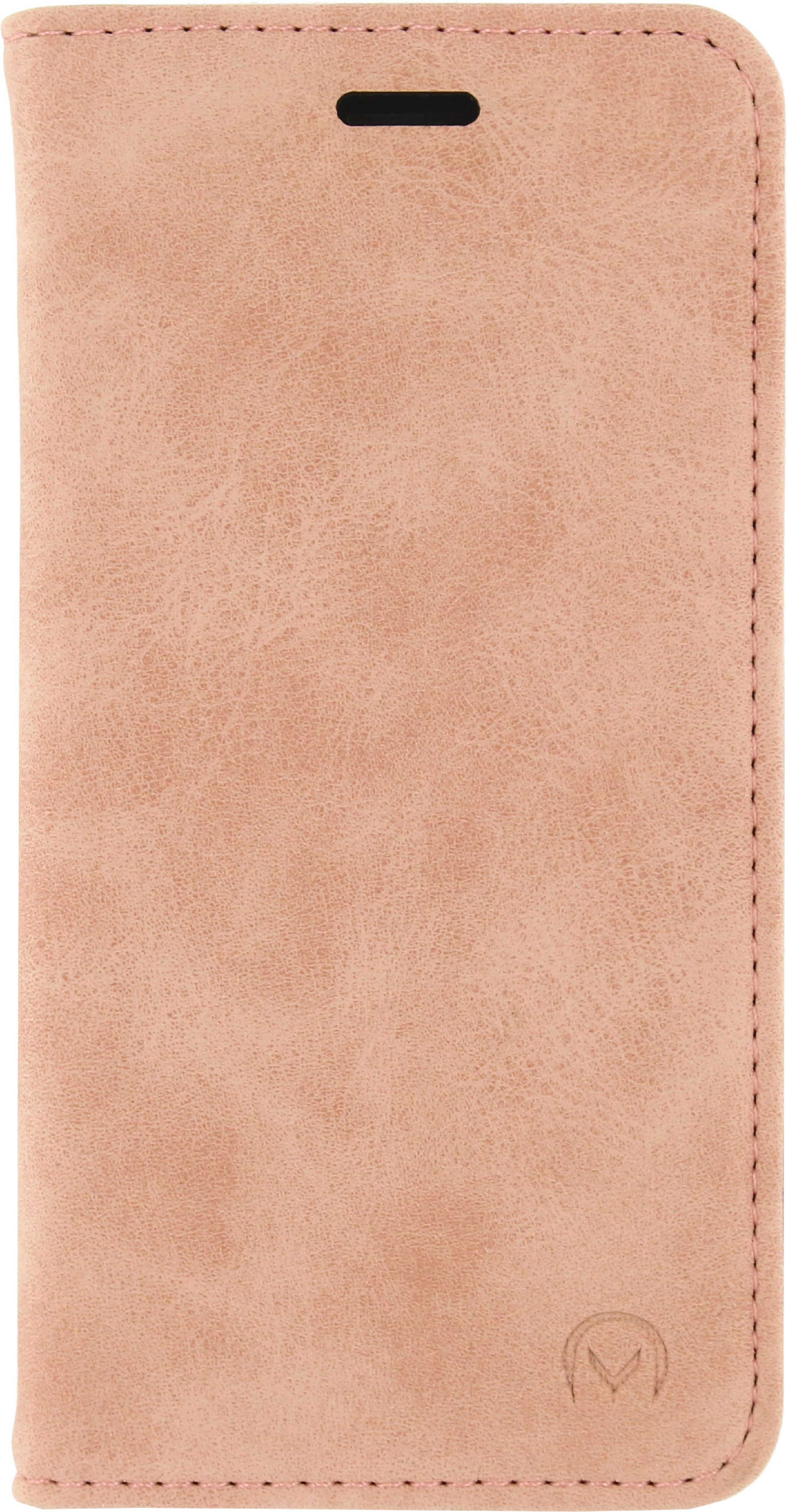 Image of   Telefon Premium Blødt Bogetui Samsung Galaxy S8 Pink
