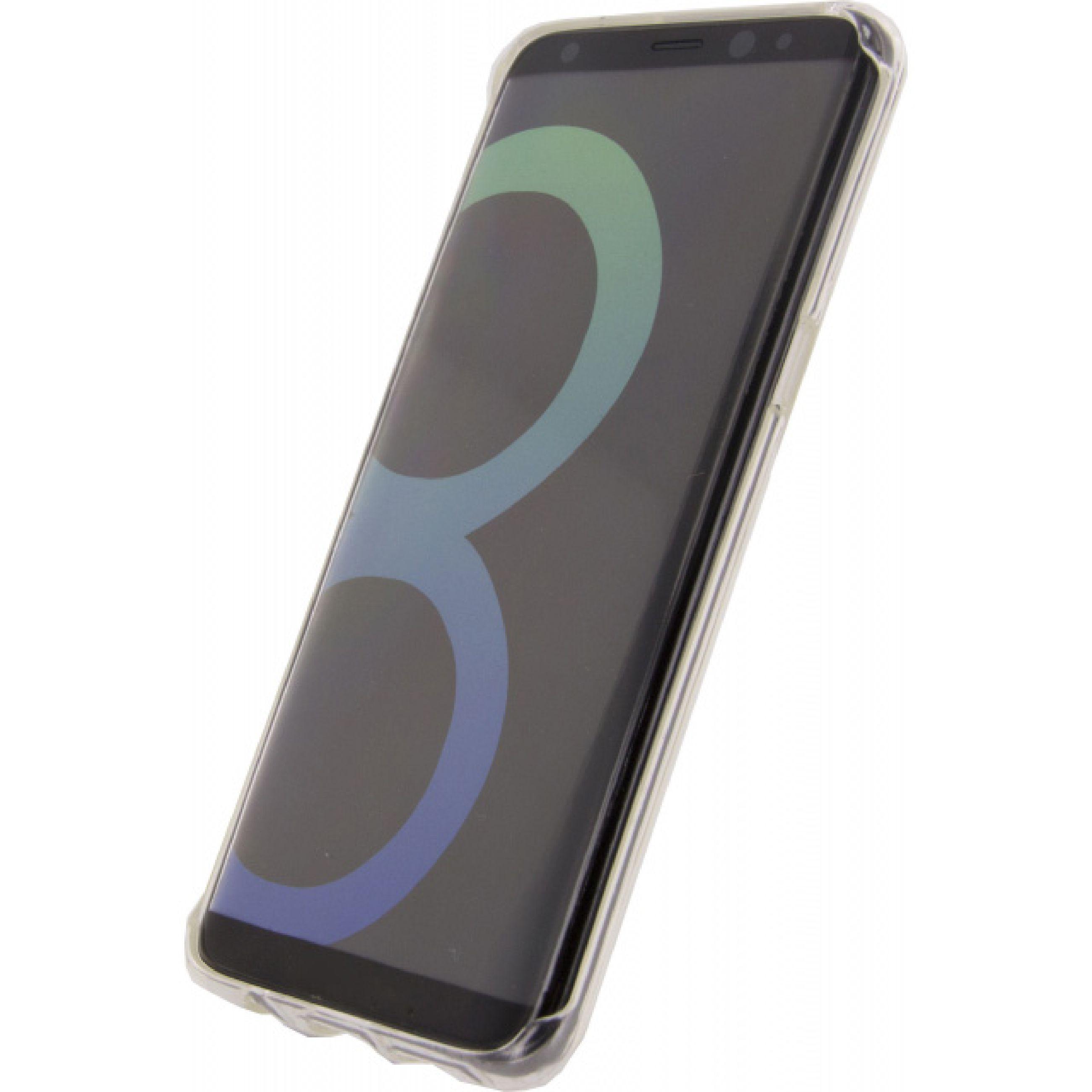 Image of   Telefon Gel-Etui Samsung Galaxy S8+ Gennemsigtig