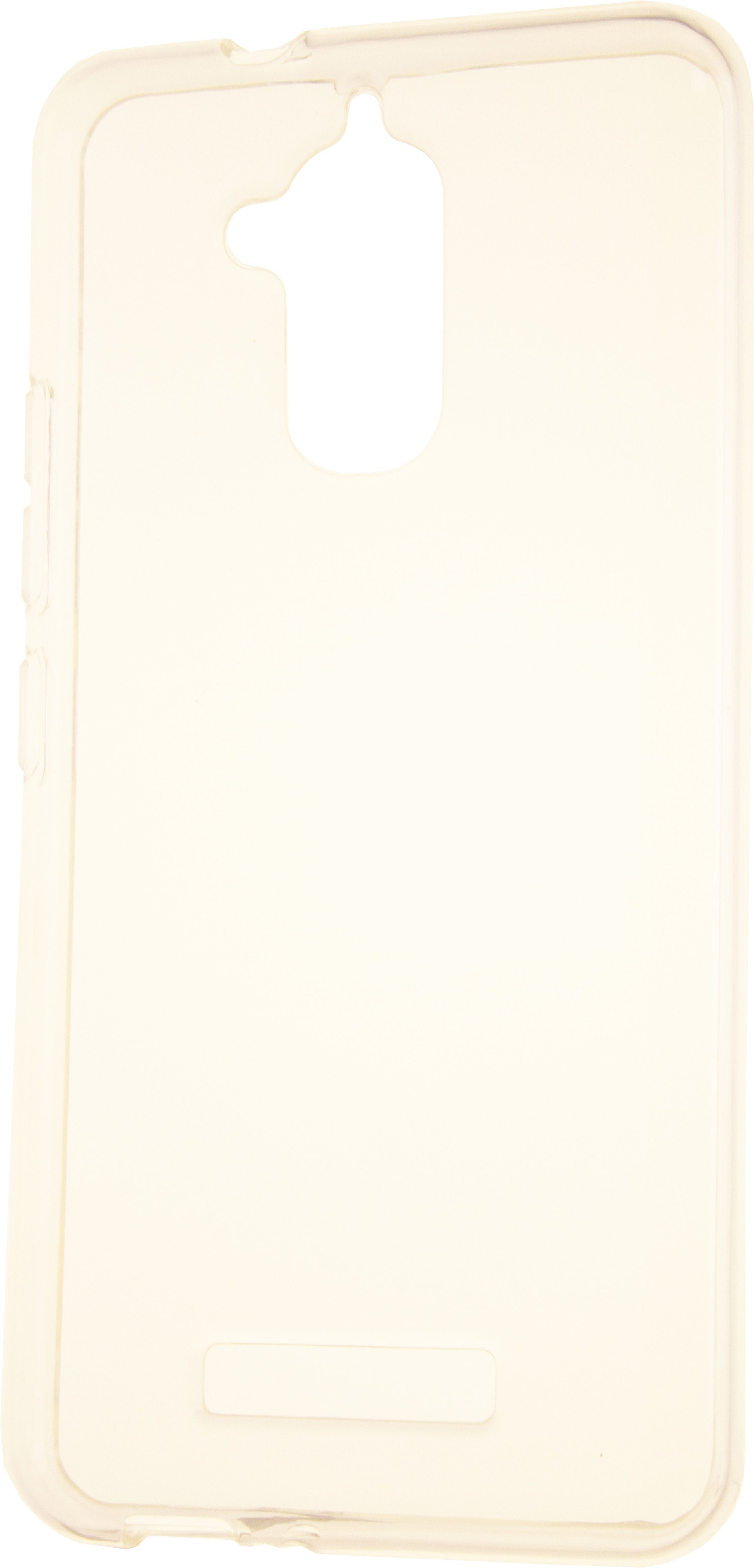 Image of   Telefon Gel-Etui Asus ZenFone 3 Max Gennemsigtig