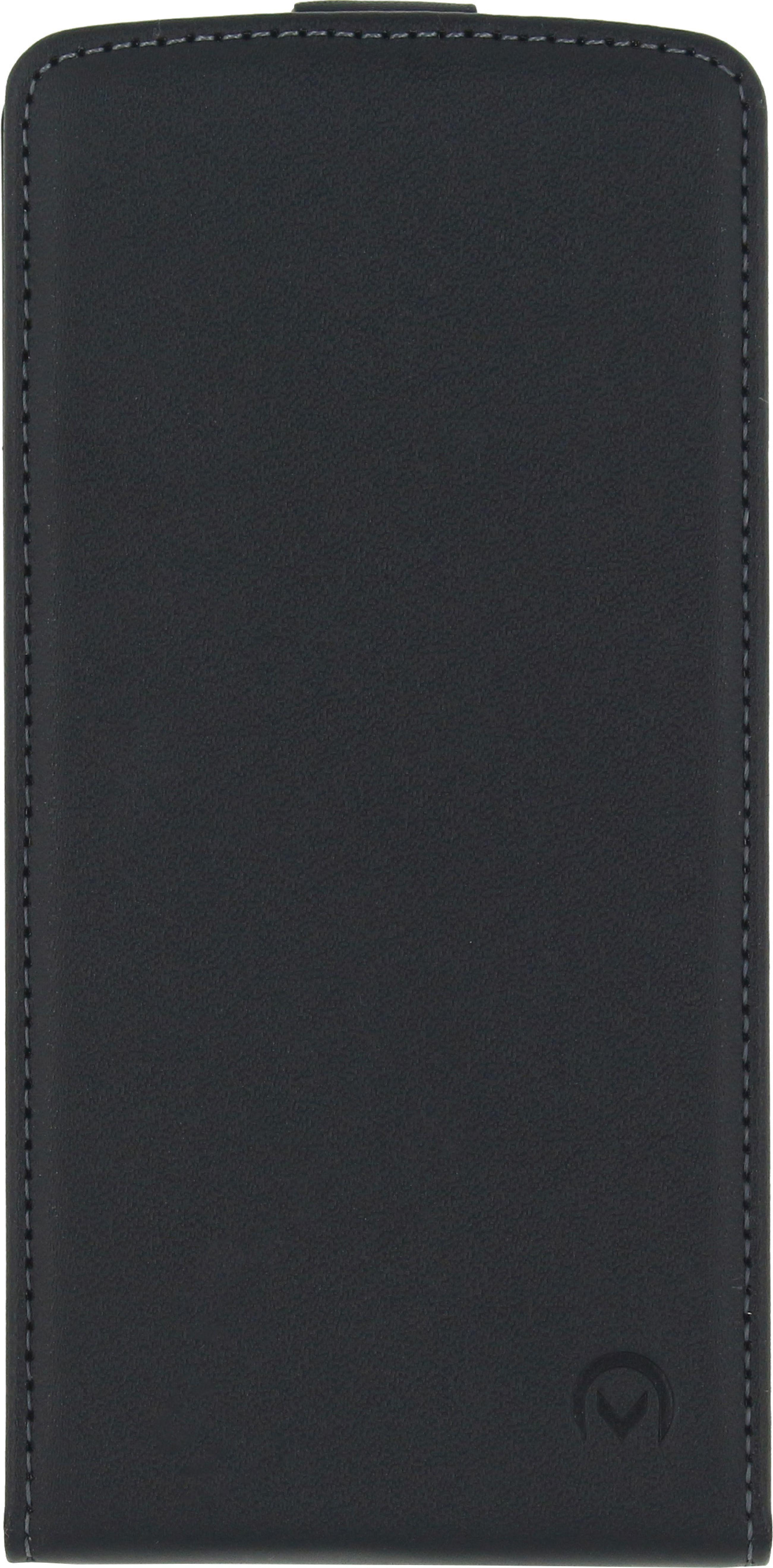Image of   Telefon Klassisk Vippeetui Motorola Moto G5 Sort