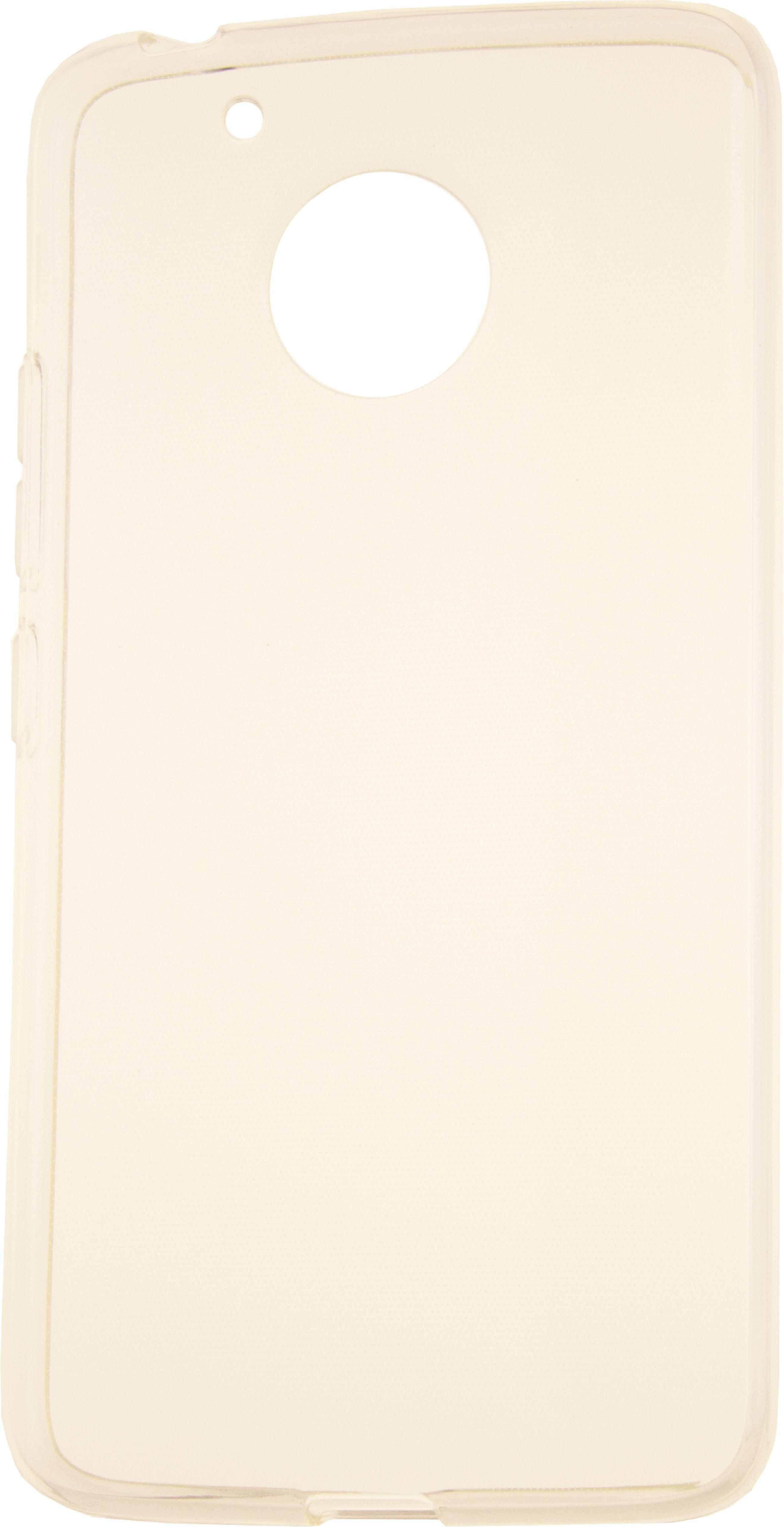 Image of   Telefon Gel-Etui Motorola Moto G5 Gennemsigtig
