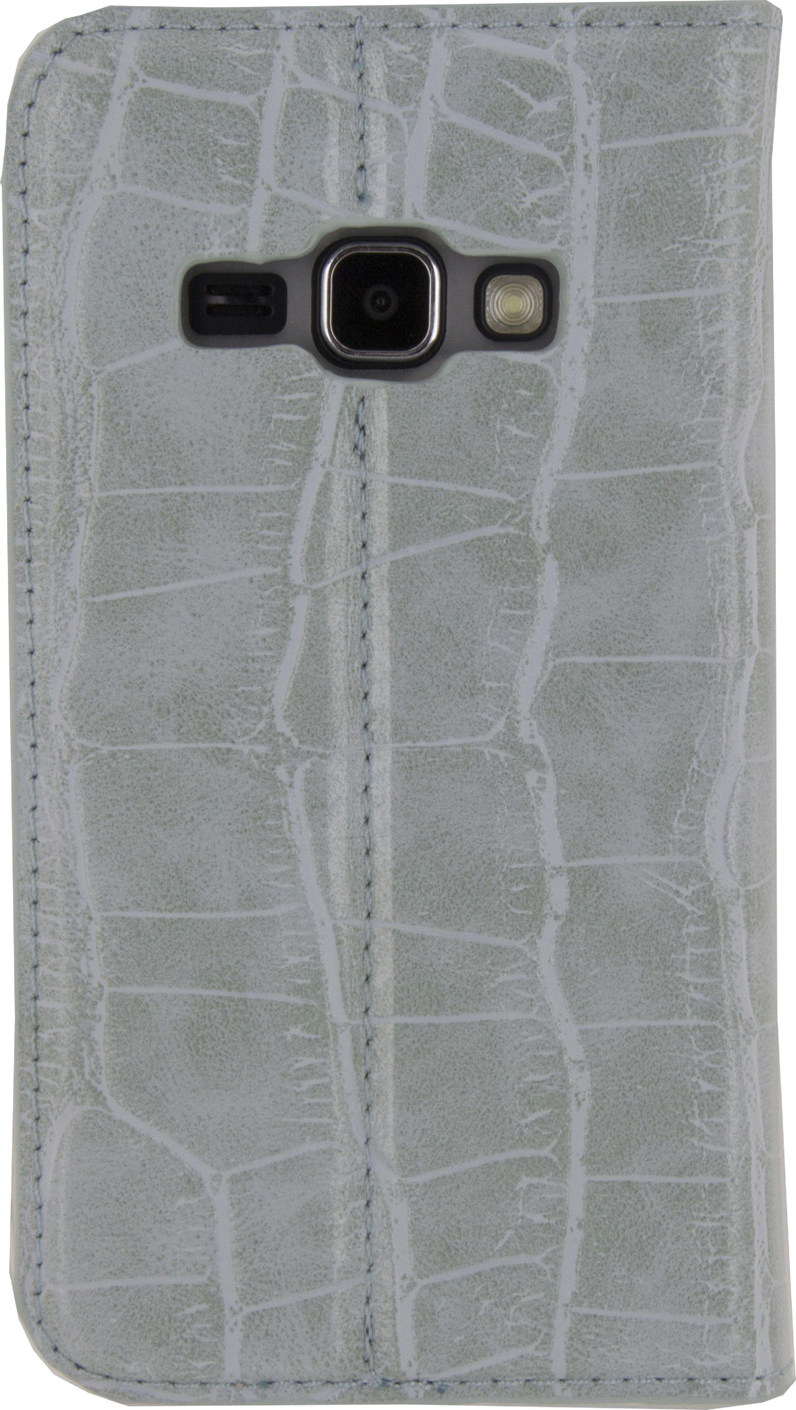 Image of   Telefon Premium Blødt Bogetui Samsung Galaxy J1 2016