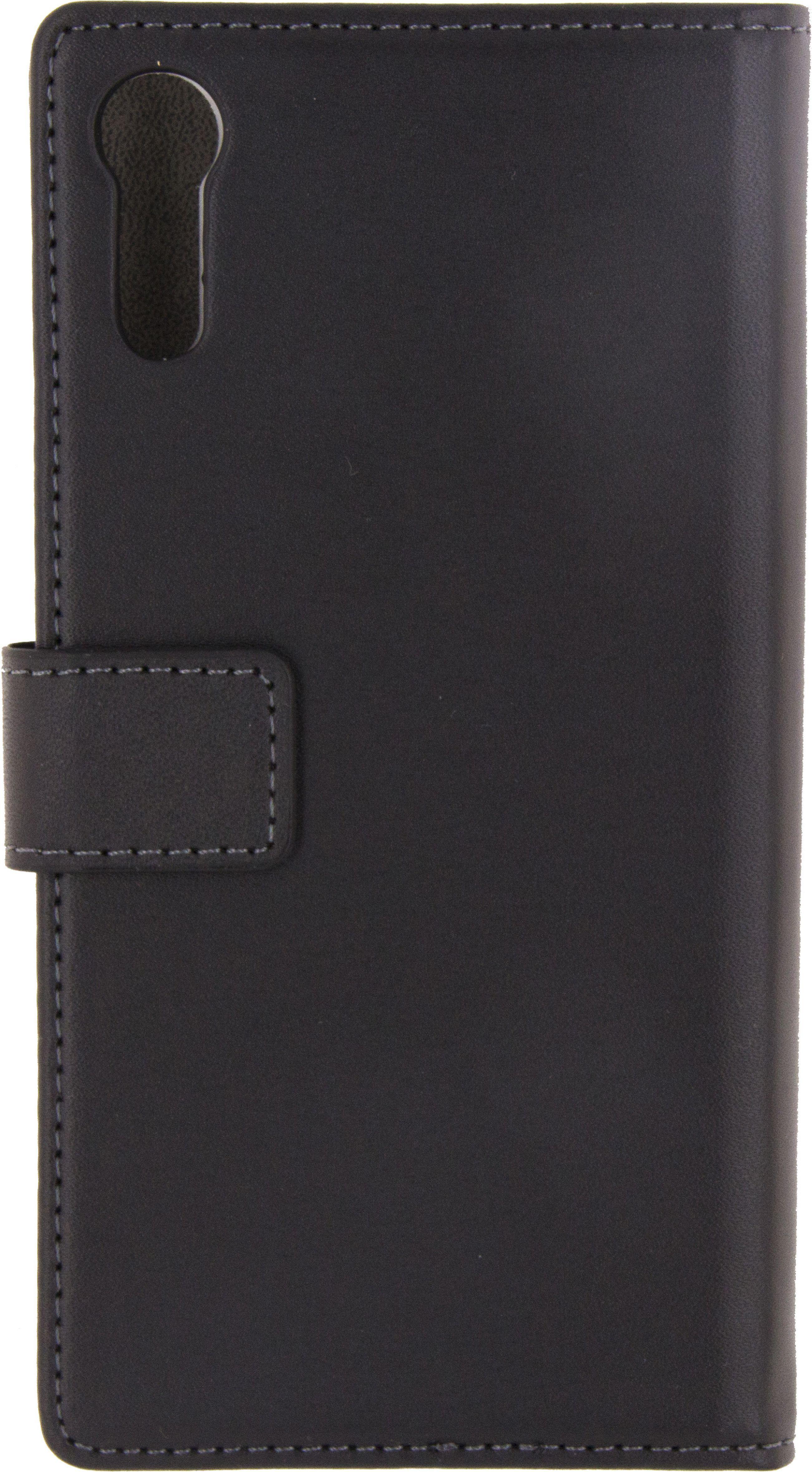 Image of   Telefon Gelly Lommebogsetui Sony Xperia XZs Sort