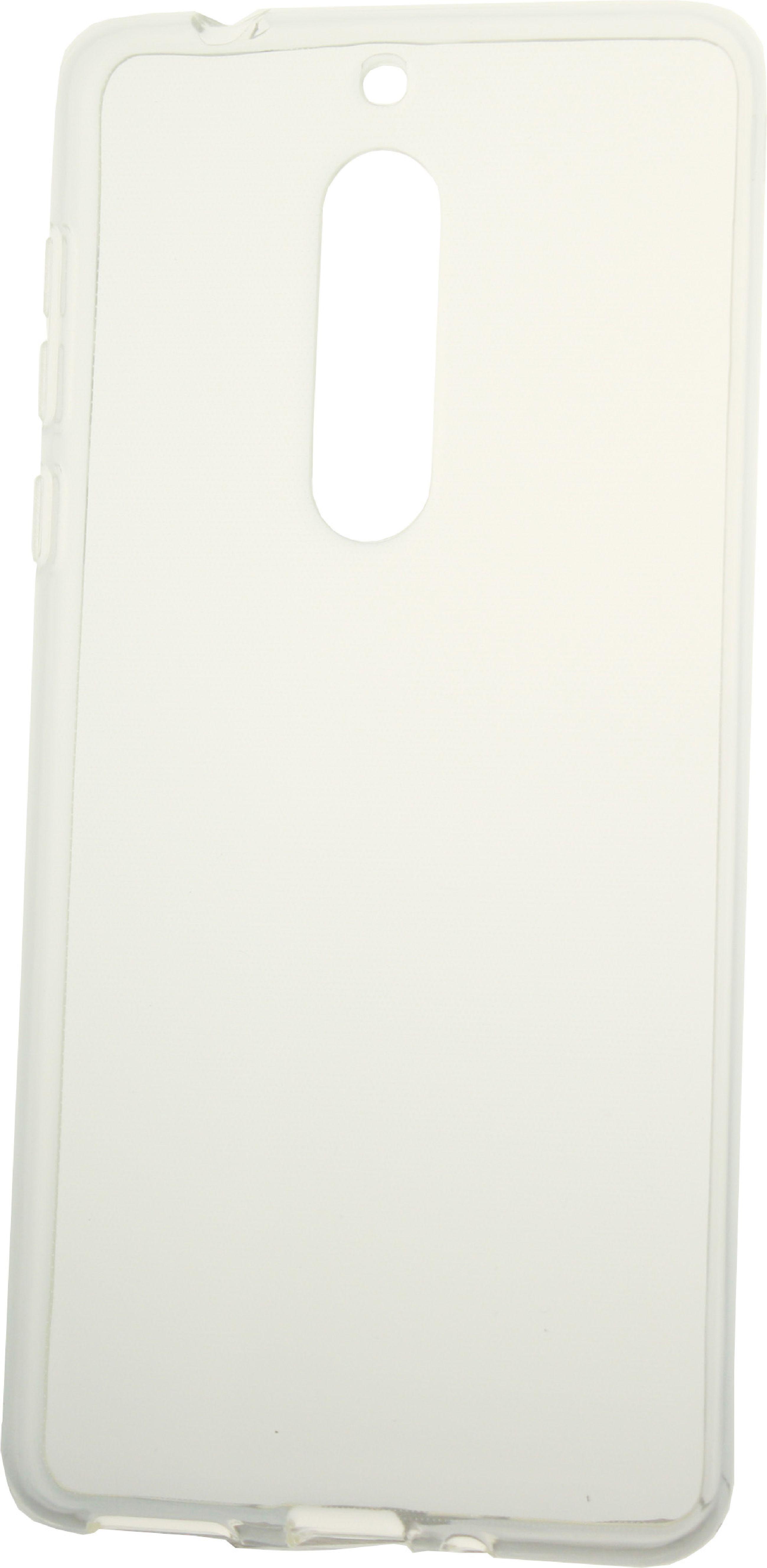 Image of   Telefon Gel-Etui Nokia 5 Gennemsigtig