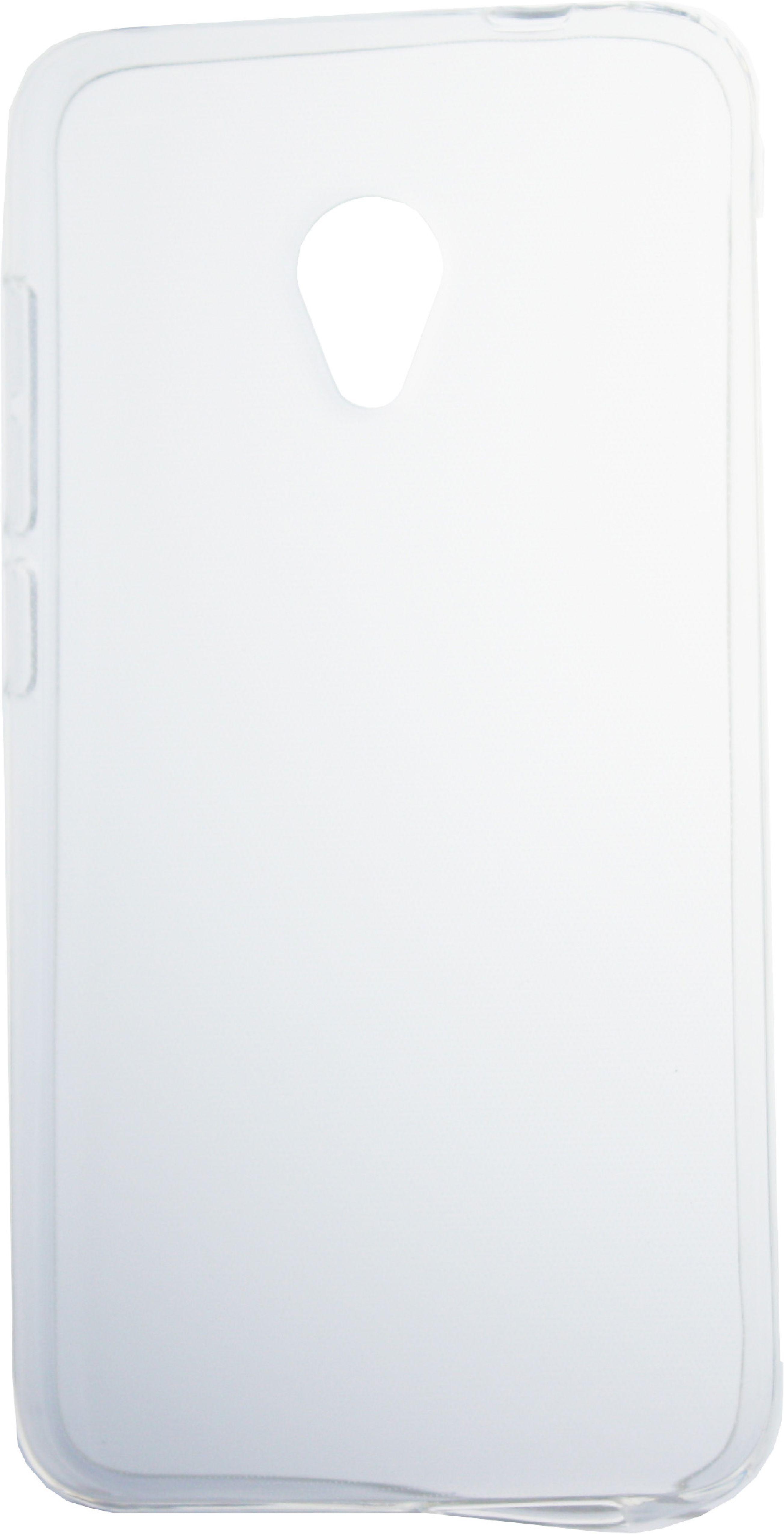 Image of   Telefon Gel-Etui Alcatel U5 Gennemsigtig