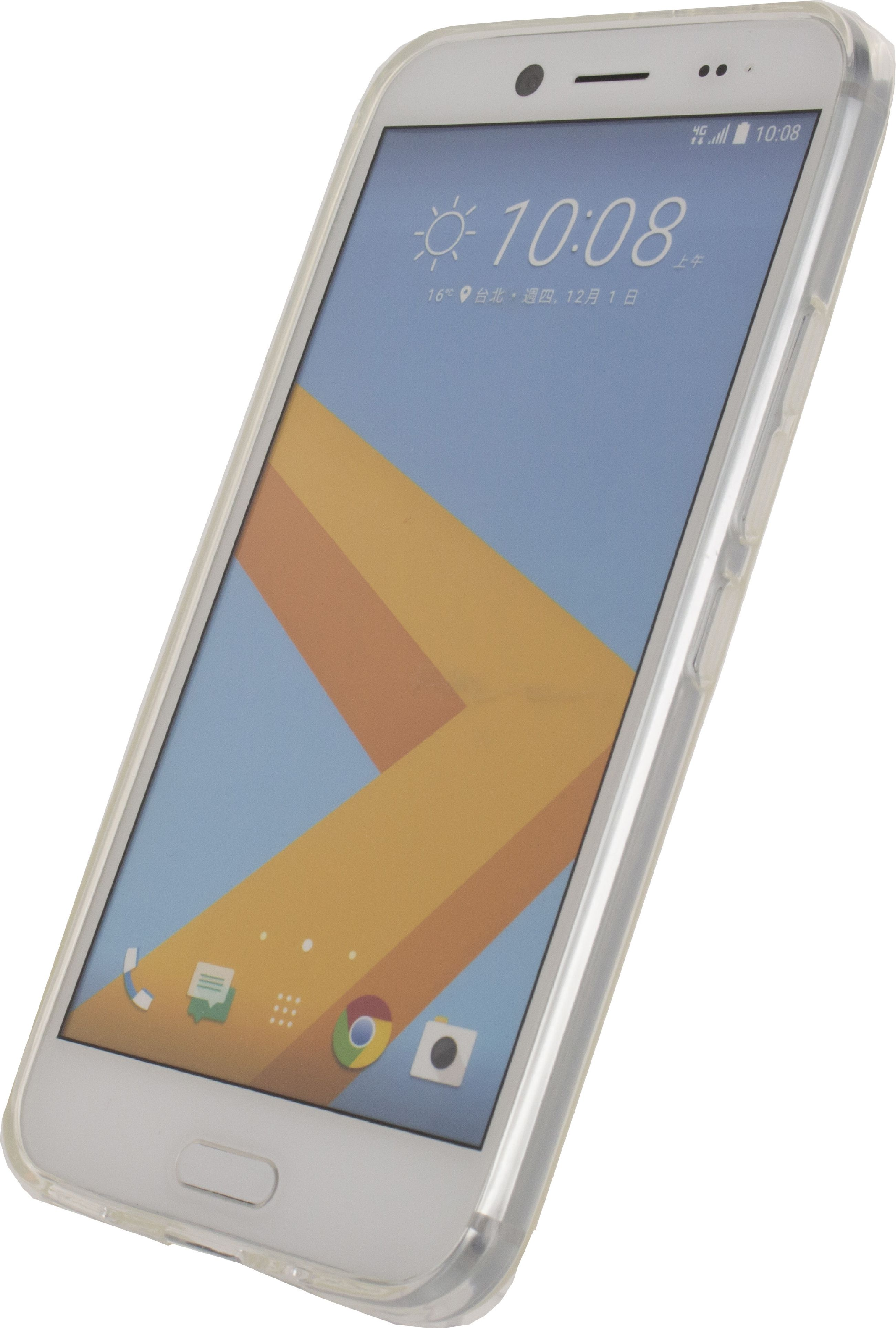 Image of   Telefon Gel-Etui HTC 10 Evo Gennemsigtig