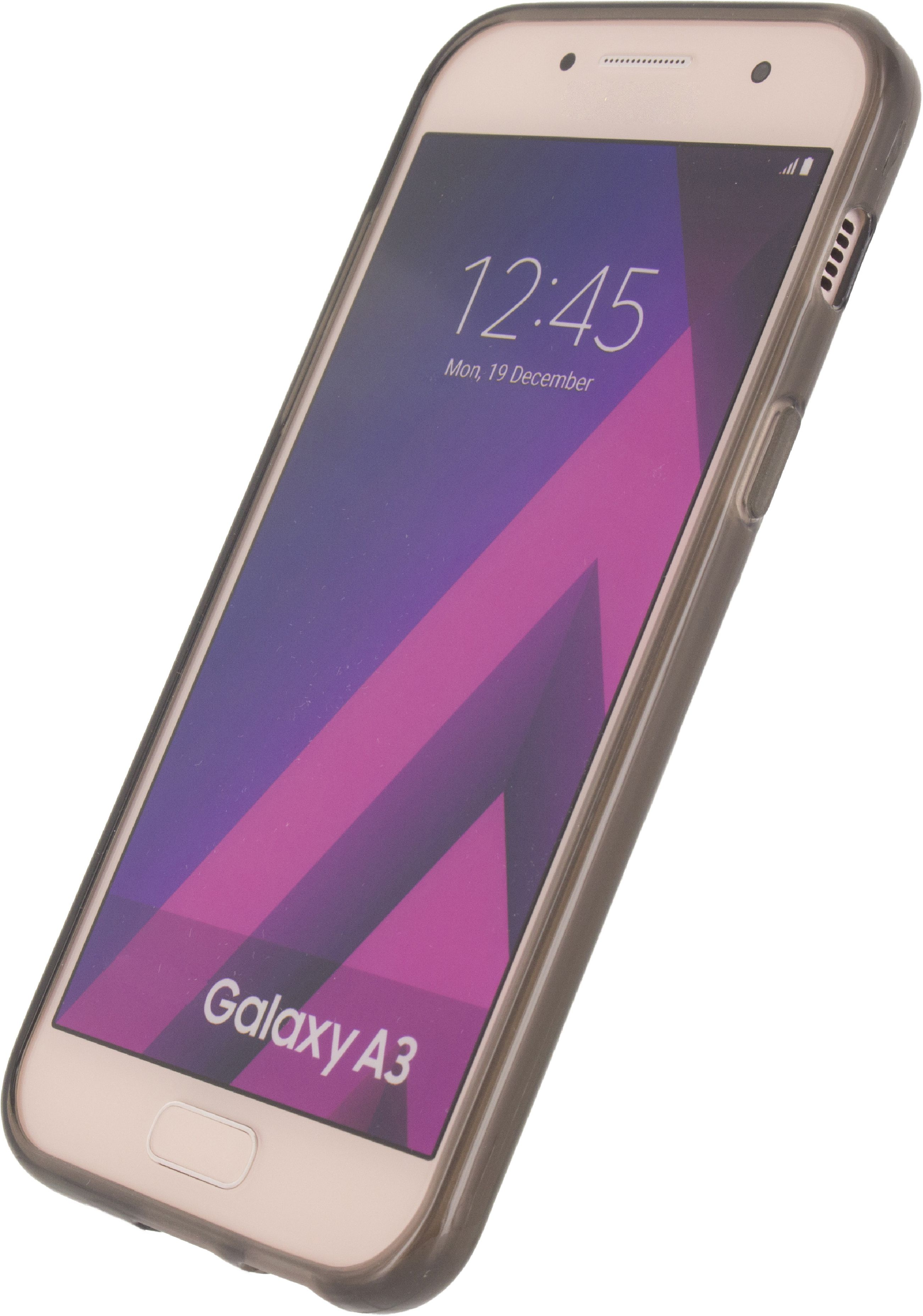 Image of   Telefon Gel-Etui Samsung Galaxy A3 2017 Grå