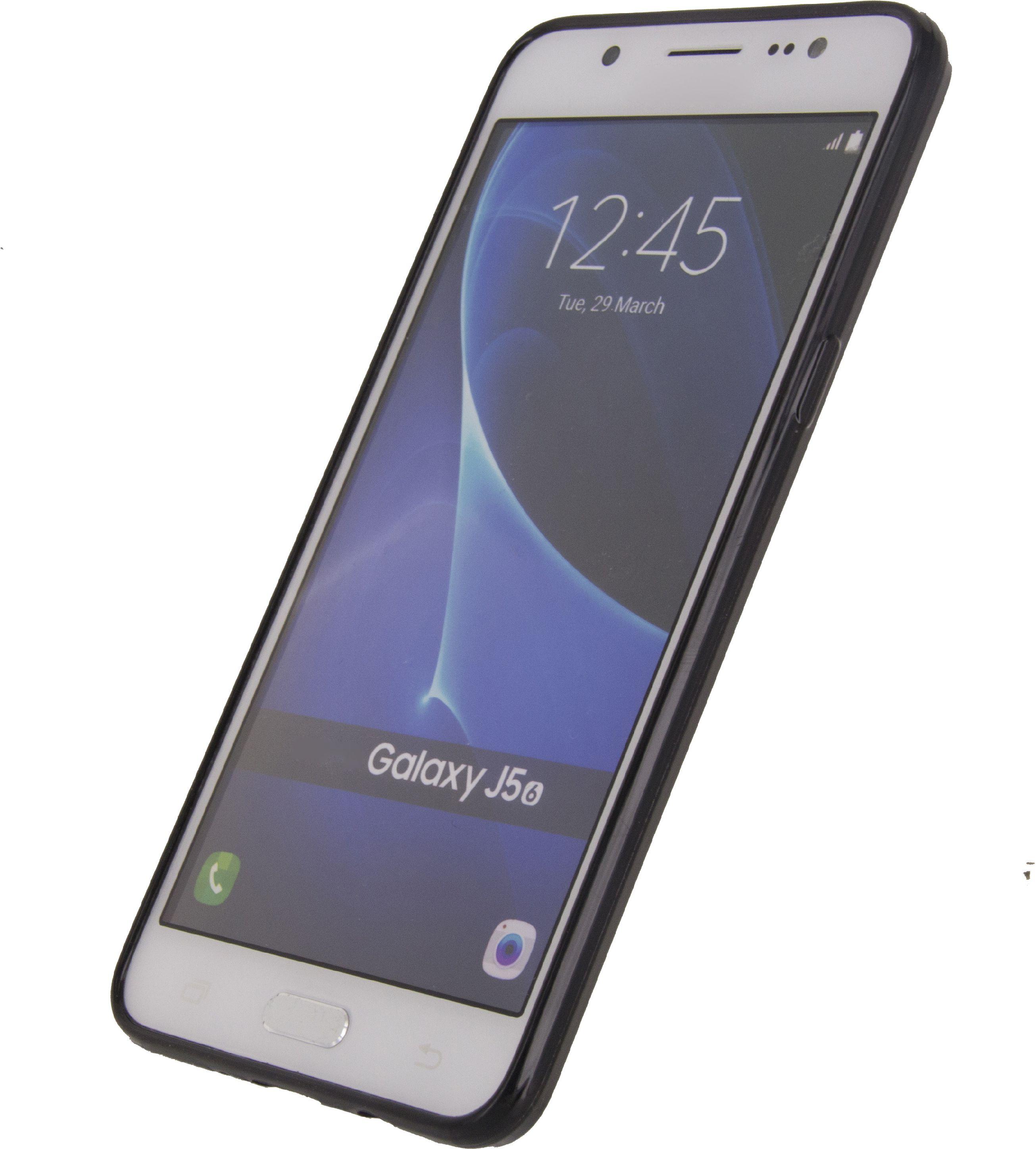 Image of   Telefon Gel-Etui Samsung Galaxy J5 2016 Sort