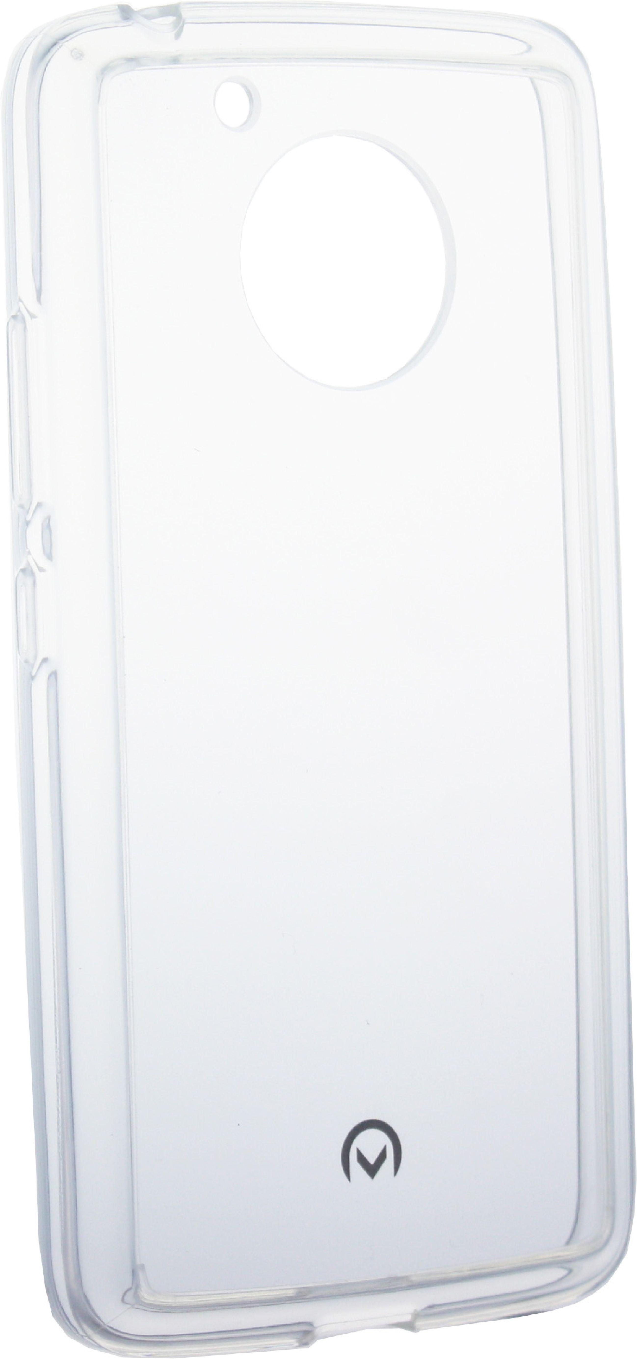 Image of   Telefon Transparent Beskyttelsesetui Motorola Moto G5 Gennemsigtig