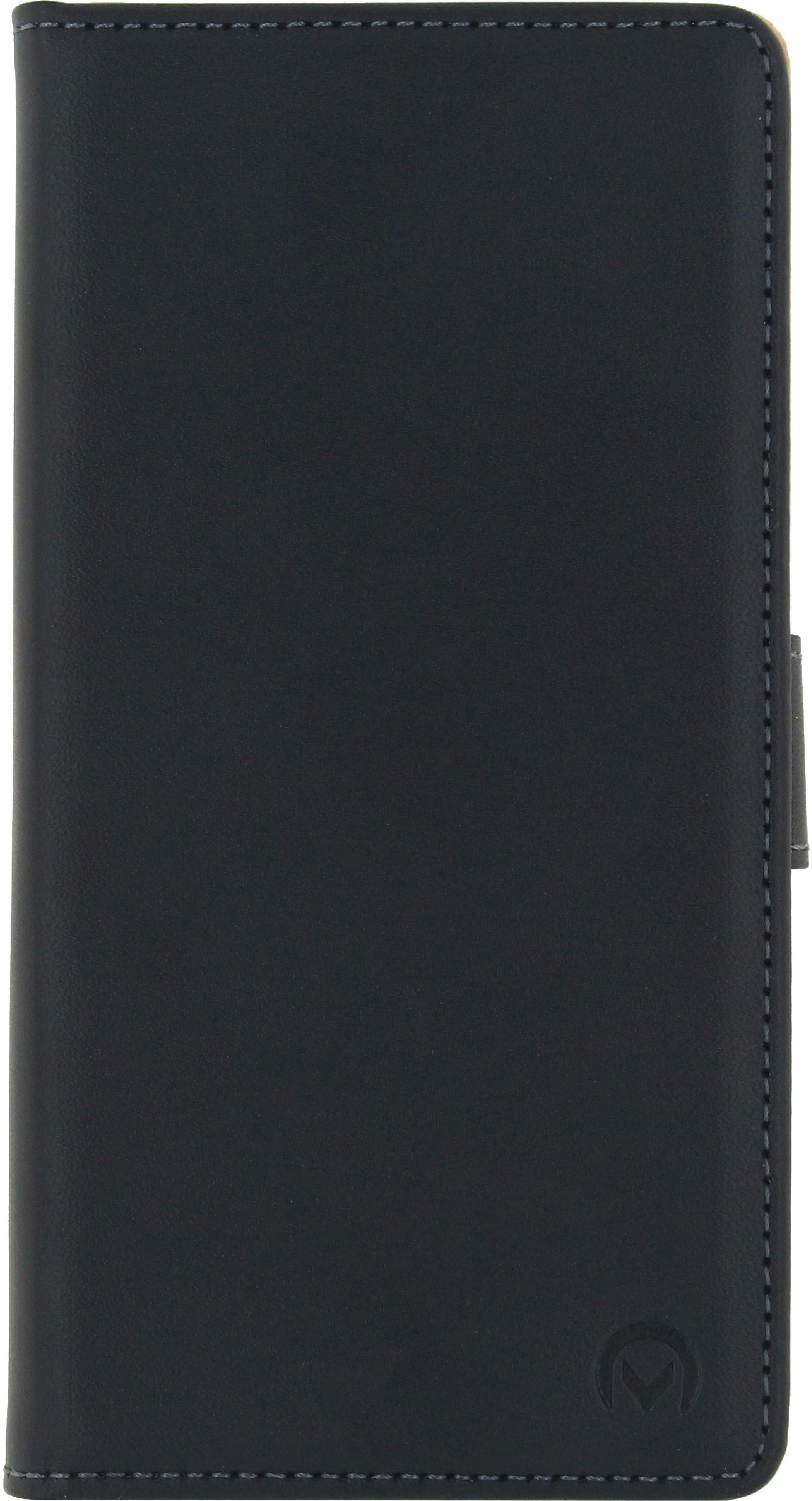 Image of   Telefon Tegnebogsetui Motorola Moto C Plus Sort
