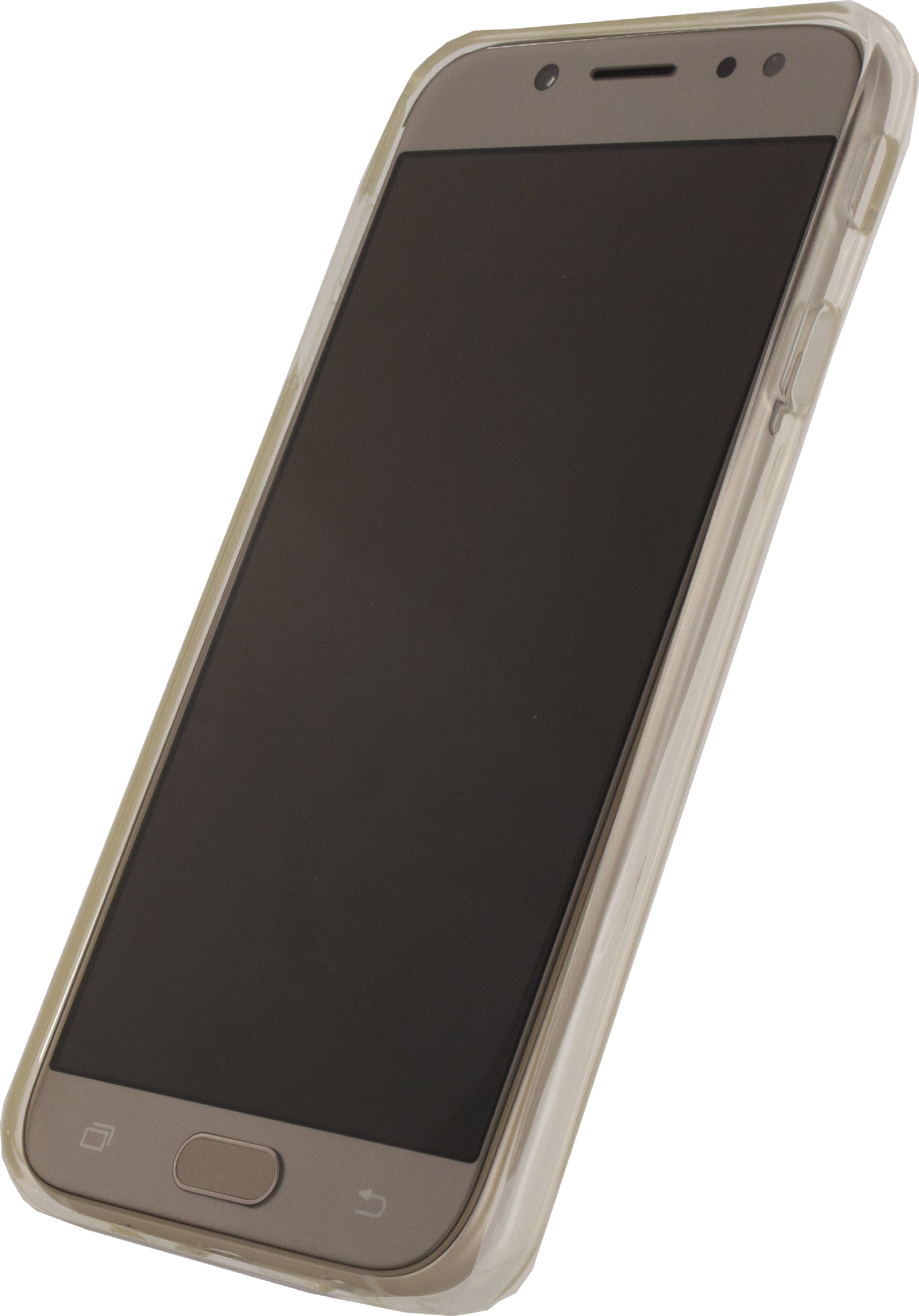 Image of   Telefon Gel-Etui Samsung Galaxy J5 2017 Gennemsigtig