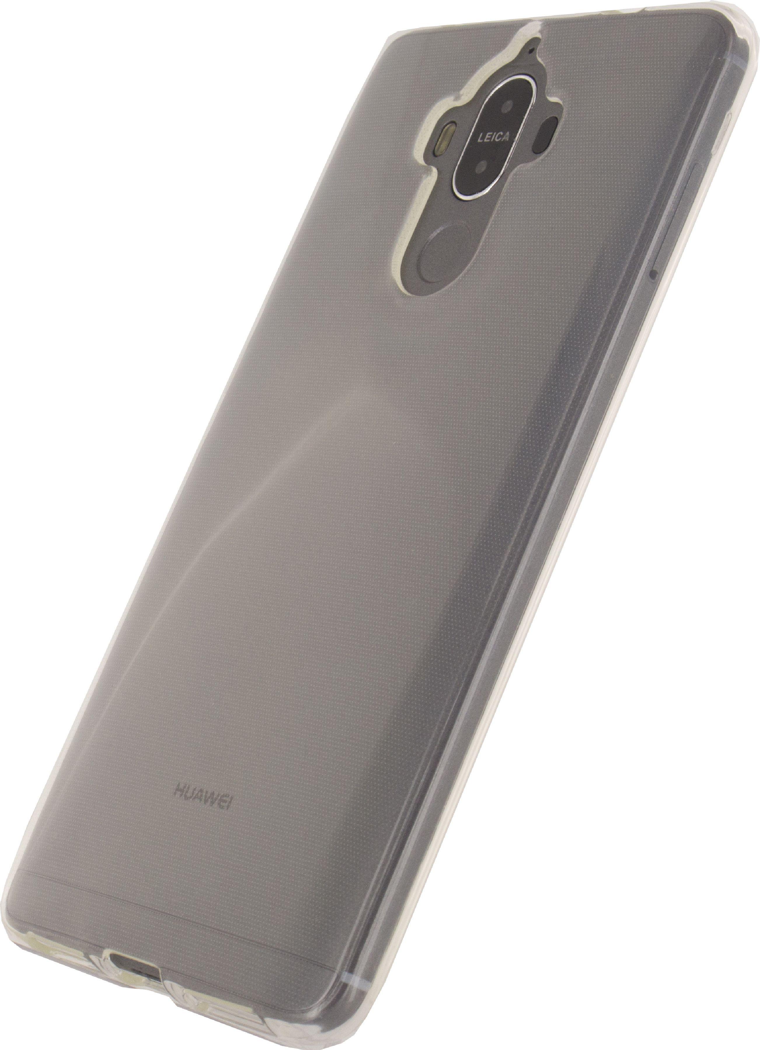 Image of   Telefon Gel-Etui Huawei Mate 9 Gennemsigtig
