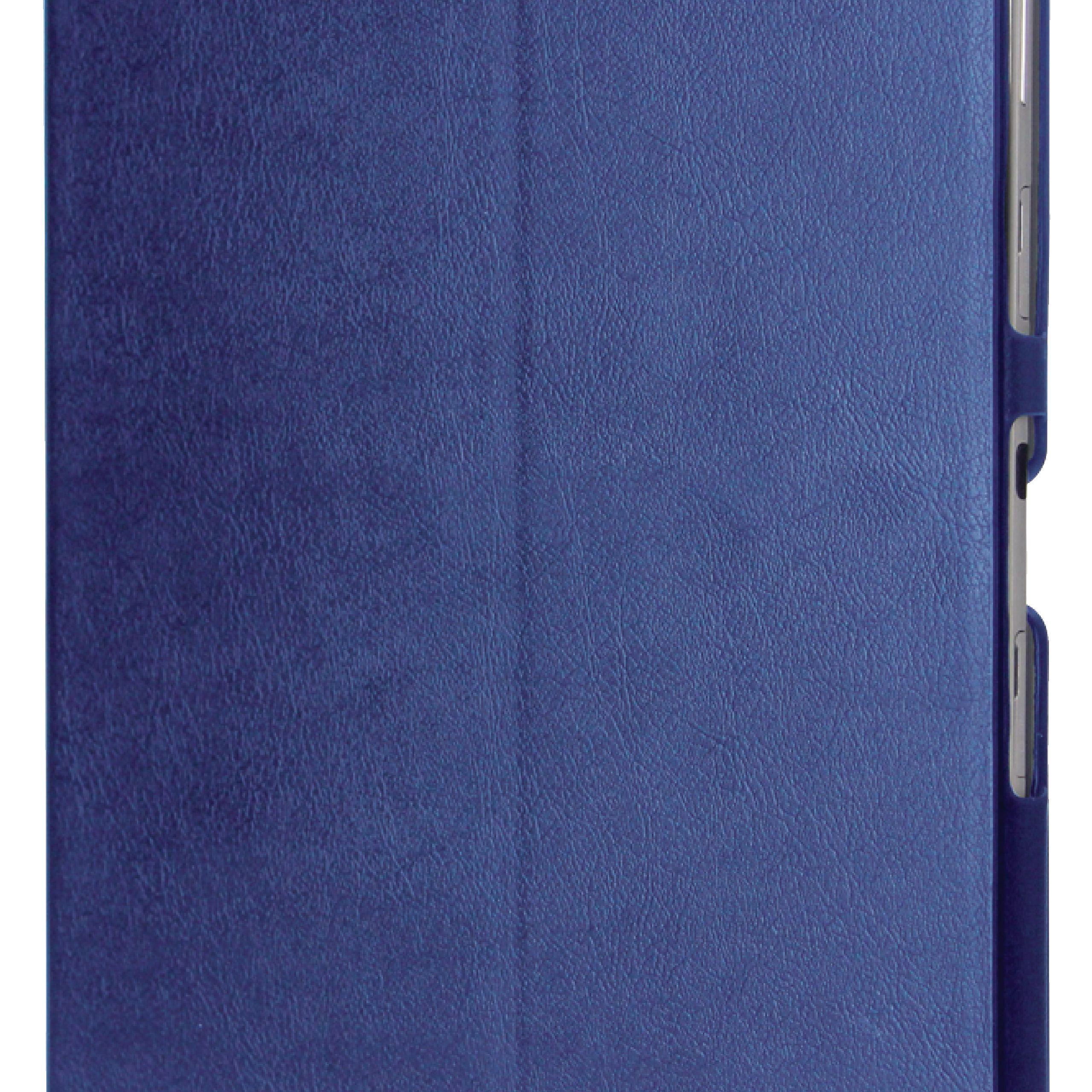 """Billede af Tablet Folie Samsung Galaxy Tab 4 10.1"""" Blå"""