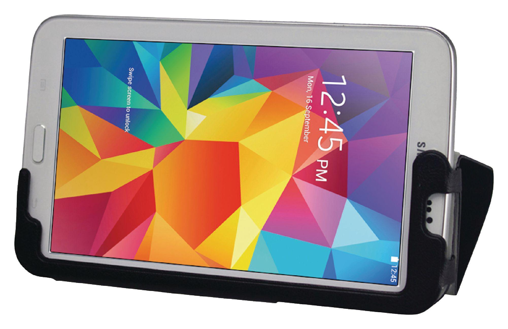 """Billede af Tablet Folie Samsung Galaxy Tab 3 7"""" Sort"""